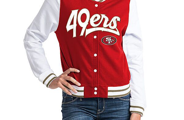 San Francisco 49ers Gift Guide For Women: 10 must have gifts  free shipping