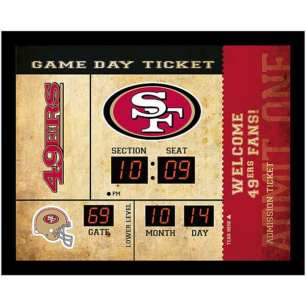 san francisco 49ers wincraft deluxe 3 x 5 flag