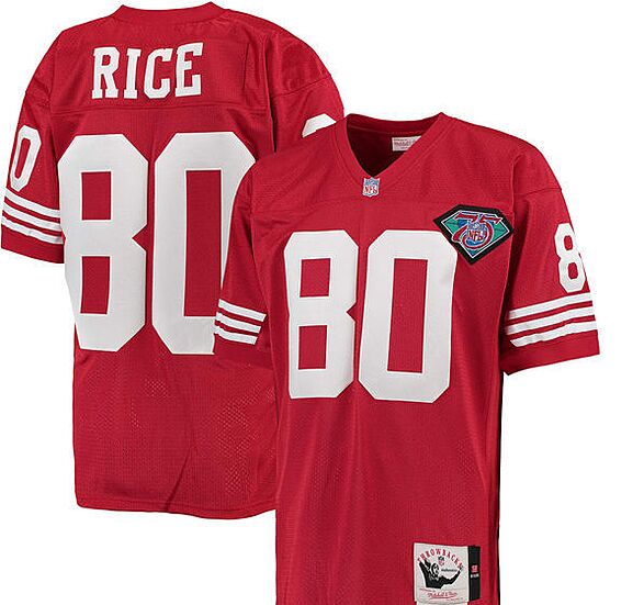 watch e6a75 24a1d San Francisco 49ers Gift Guide: 10 must-have Jerry Rice items