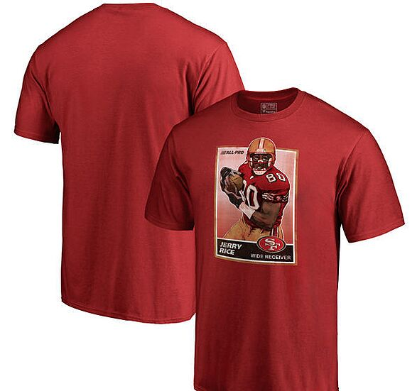 watch 4ddd5 e7d6b San Francisco 49ers Gift Guide: 10 must-have Jerry Rice items