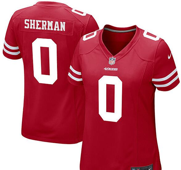 brand new 3ae21 2bc88 San Francisco 49ers fans need to get their new Richard ...