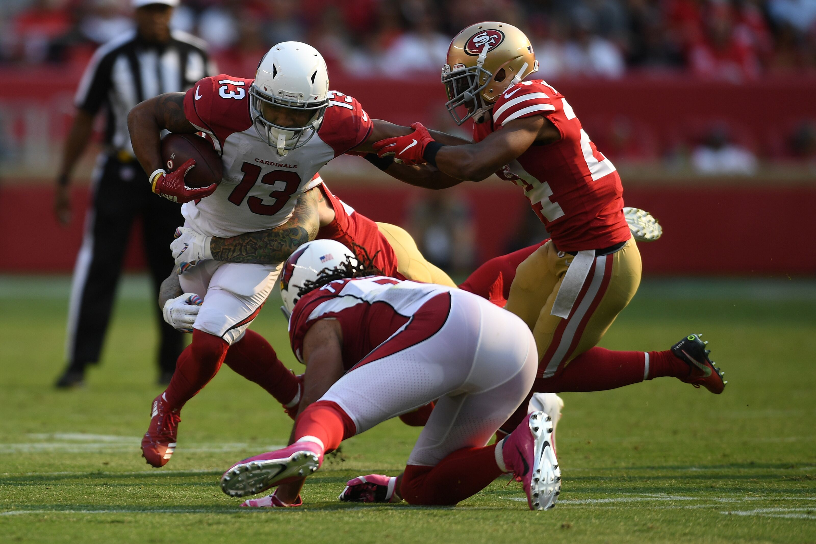 Cardinals vs. 49ers: Betting odds, weather, injuries, matchups to watch