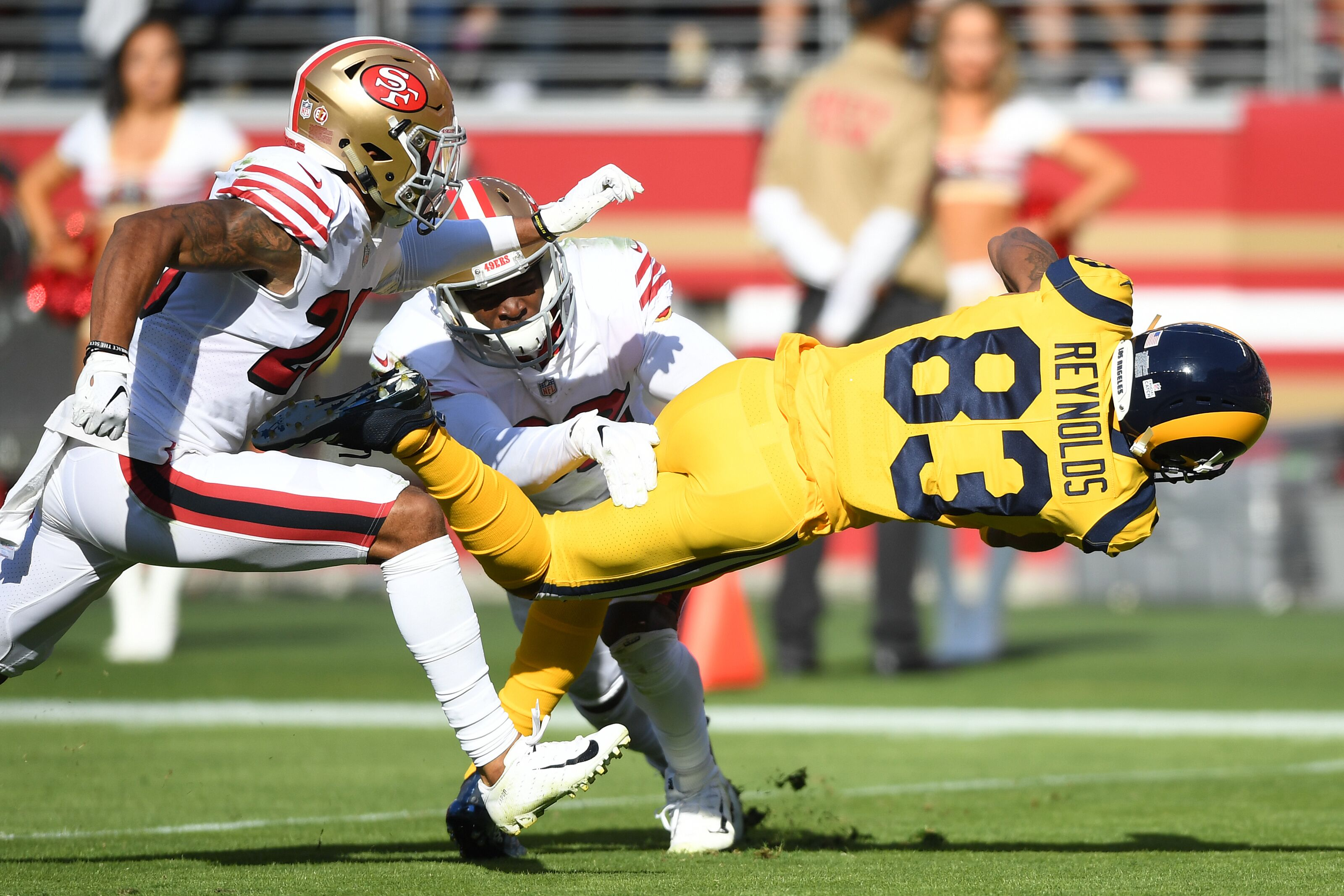 49ers Vs Rams 5 Week 16 Matchups To Watch For San Francisco