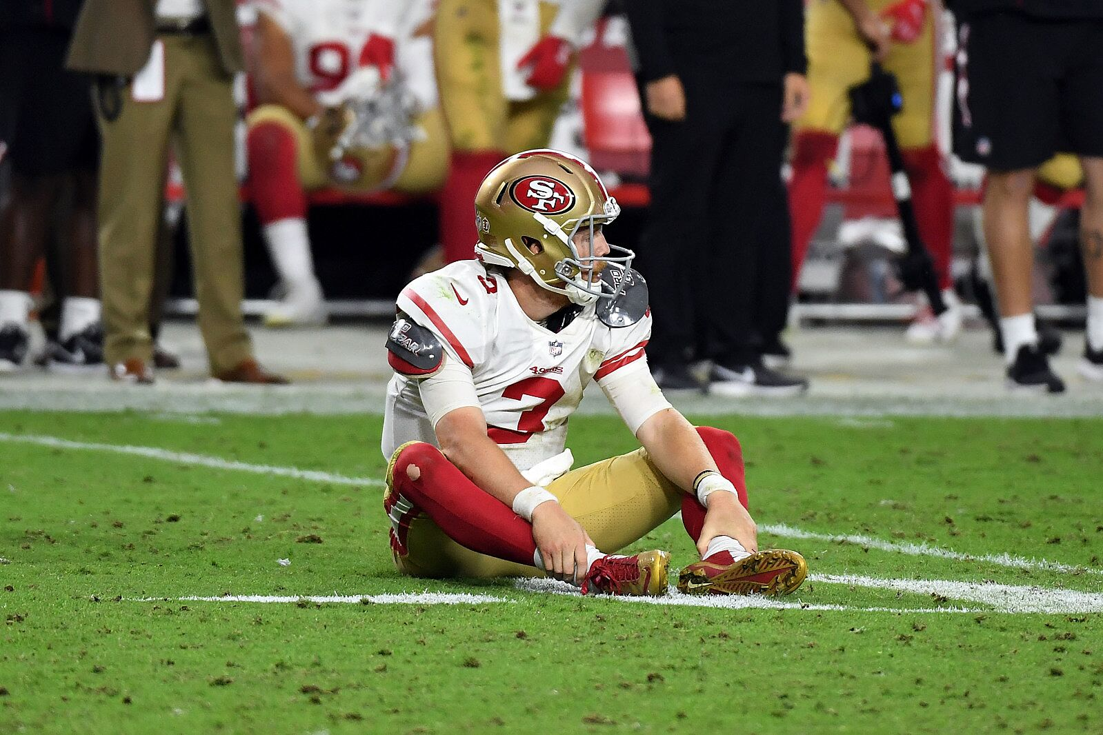 """49ers: Breaking down Kyle Shanahan's backup quarterback """"competition"""""""