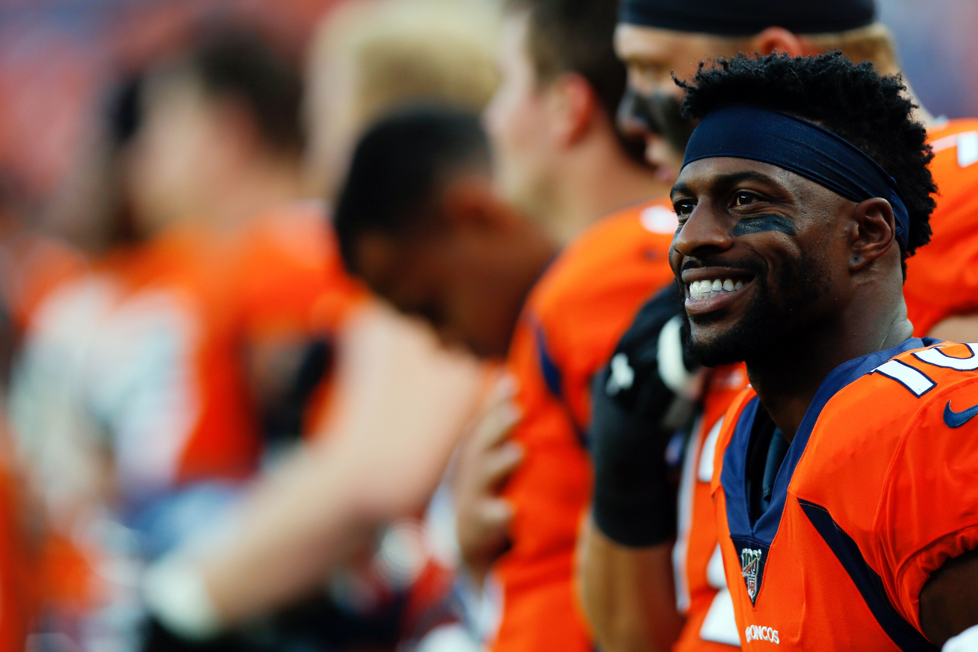 49ers can benefit by trading for Emmanuel Sanders or A.J. Green