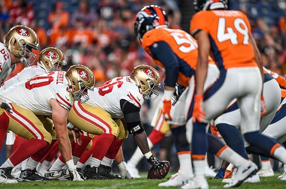 8c7f1924 49ers: 3 players in danger of being cut after NFL preseason Week 2