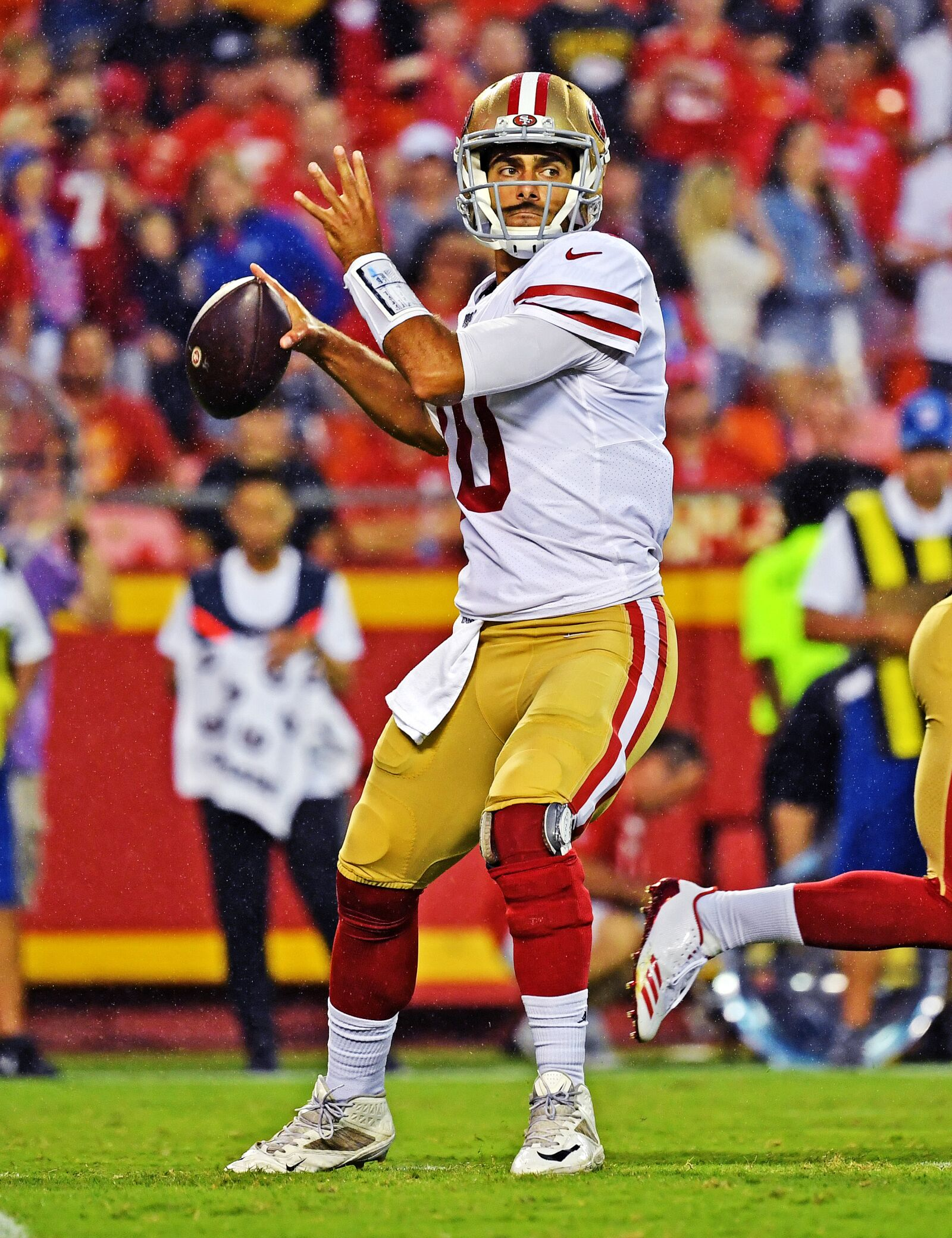 Jimmy Garoppolo silences critics during 49ers 27-17 win vs. Chiefs