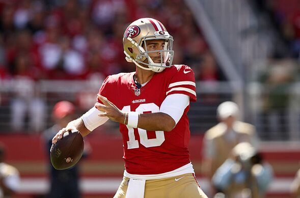 new style fe2a8 f4d29 49ers: 4 players who'll benefit the most from Jimmy ...