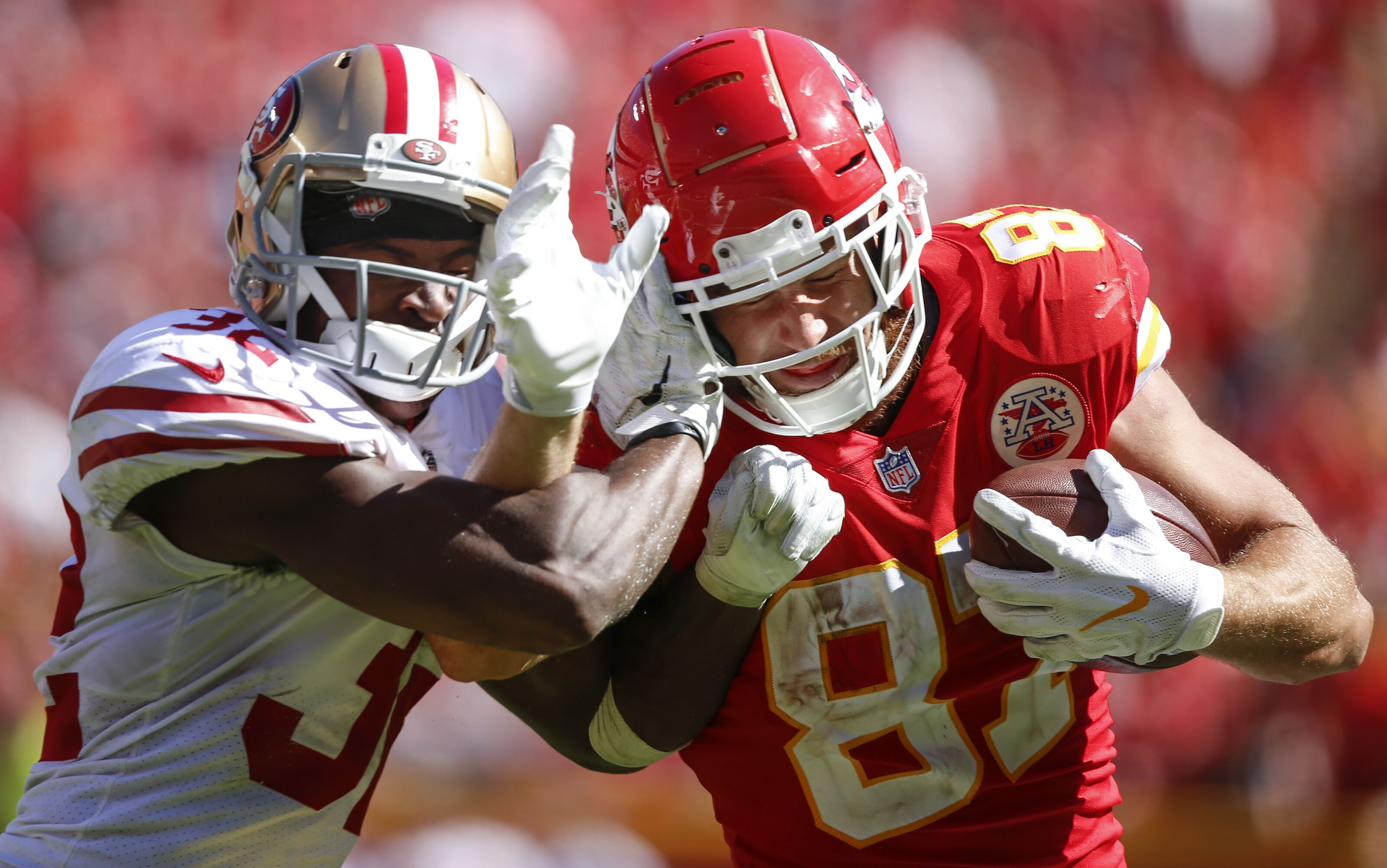 49ers' 2019 'Who Is?' series: Defensive back D.J. Reed