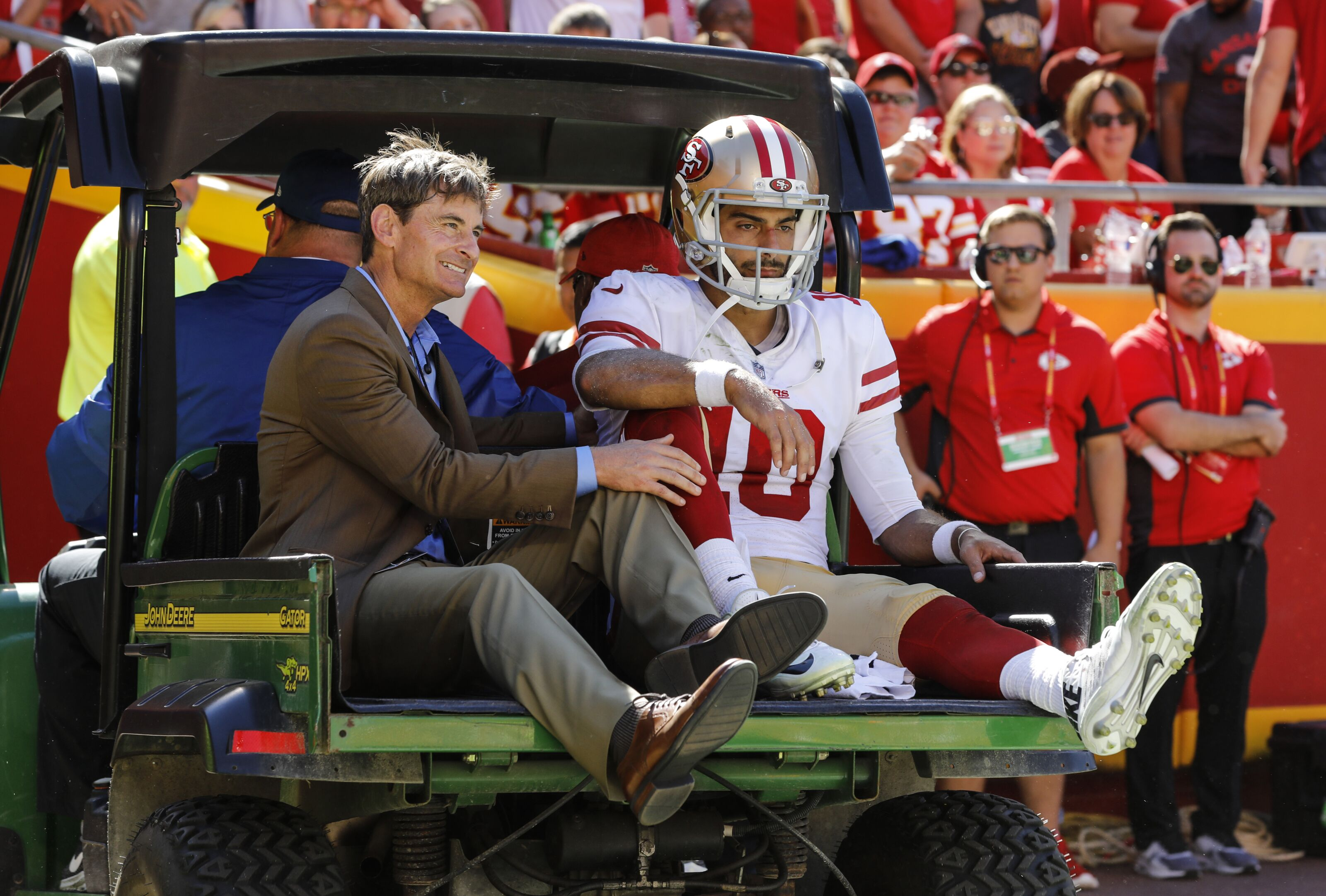 49ers' injury updates following completion of minicamp