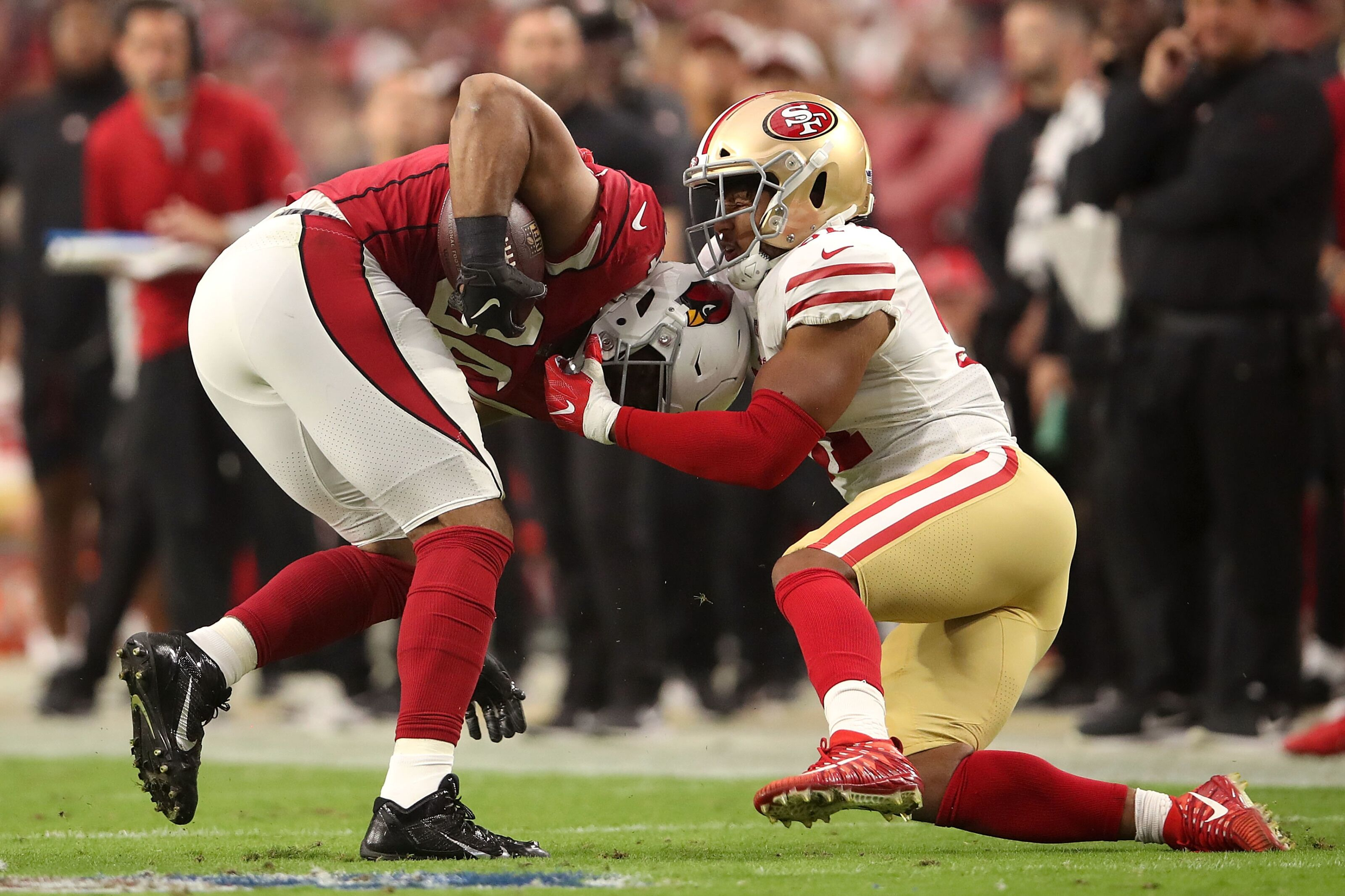 1400900c356 49ers  What to make of linebacker Malcolm Smith in 2019