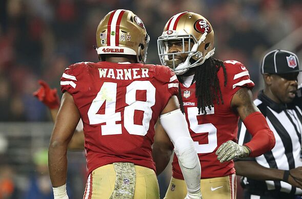 94a7b8f729e 49ers  Early look at San Francisco s 2019 position battles