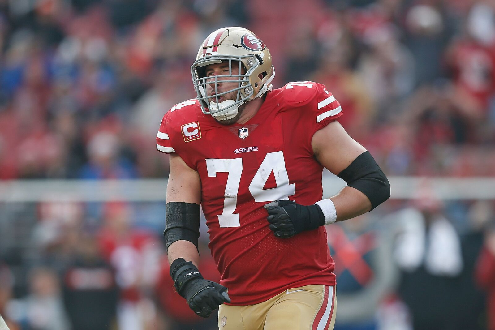 San Francisco 49ers: 2019 'State of the Franchise' (offensive line)