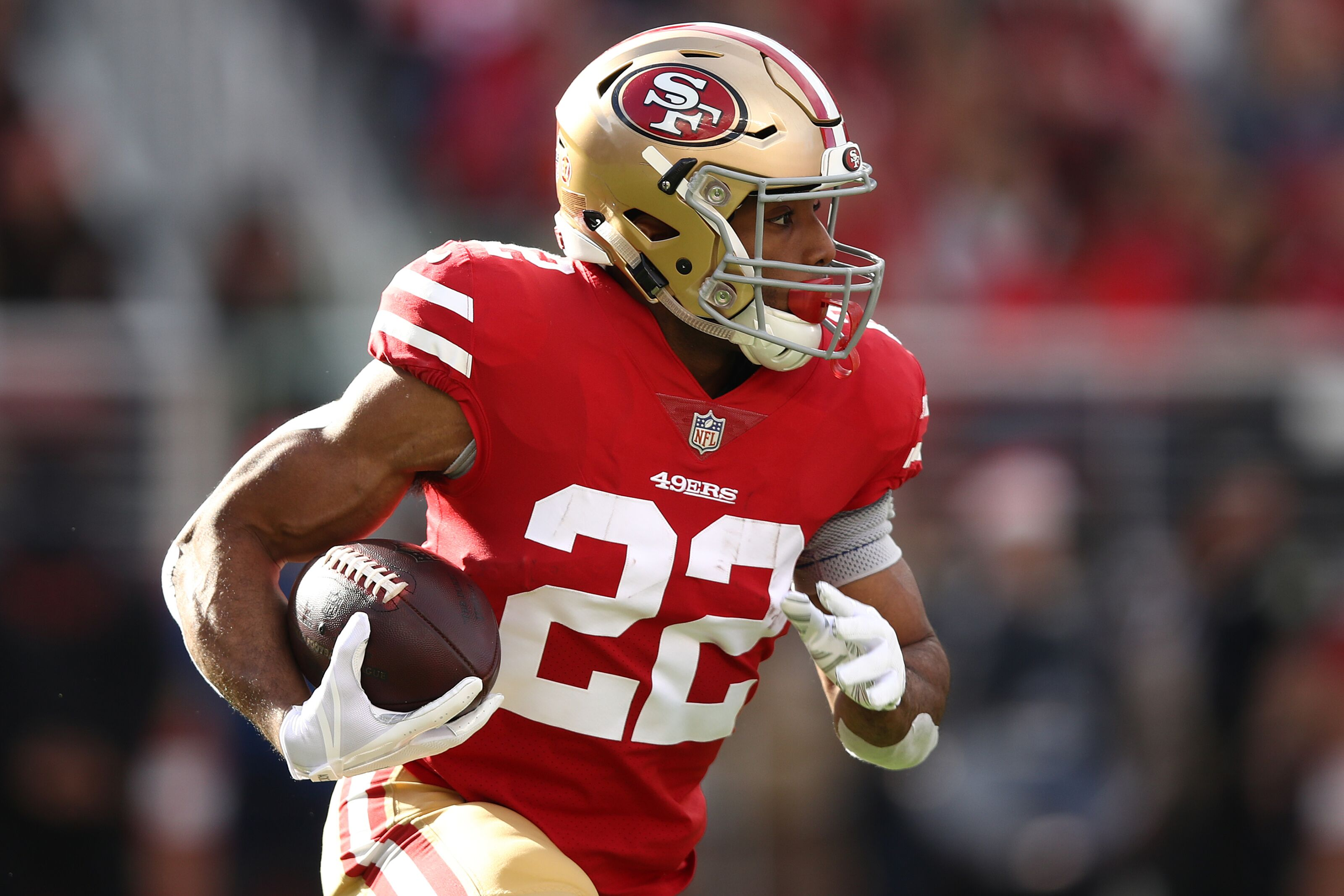 63e3a973bdd 49ers  Why San Francisco keeps 4 running backs on 2019 roster