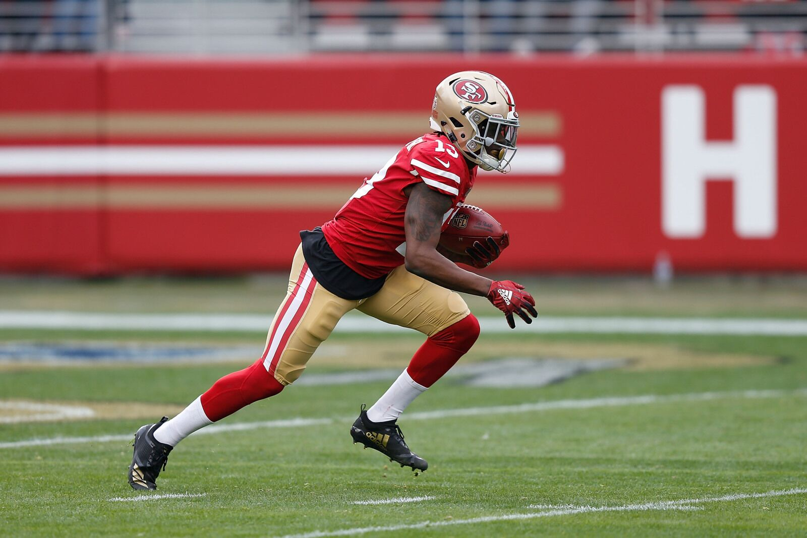 49ers' 2019 'Who Is?' series: Wide receiver Richie James