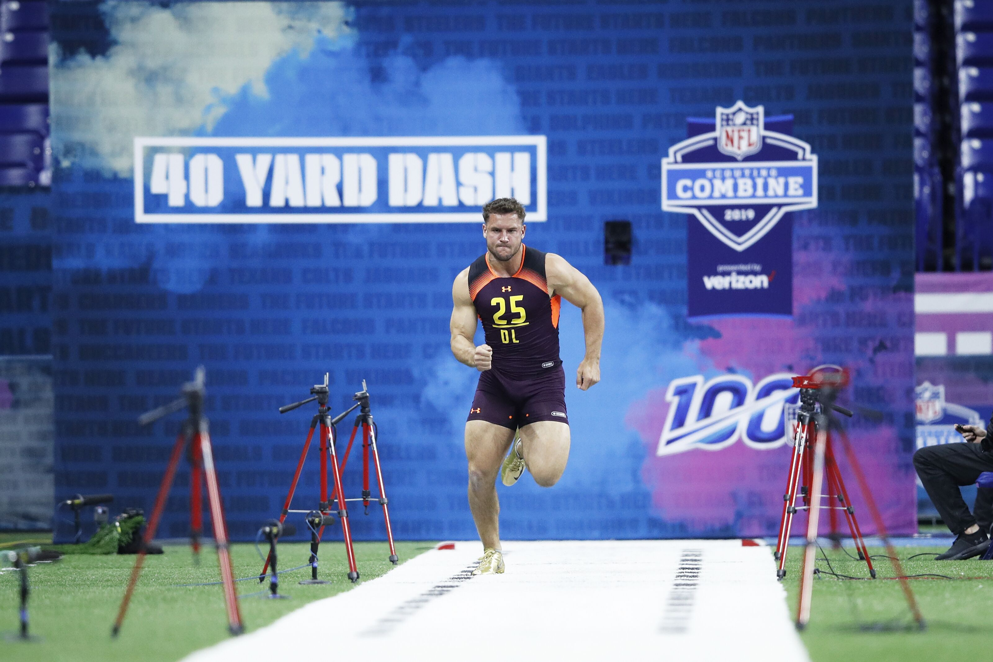 49ers decided to draft Nick Bosa during 2019 NFL Scouting Combine