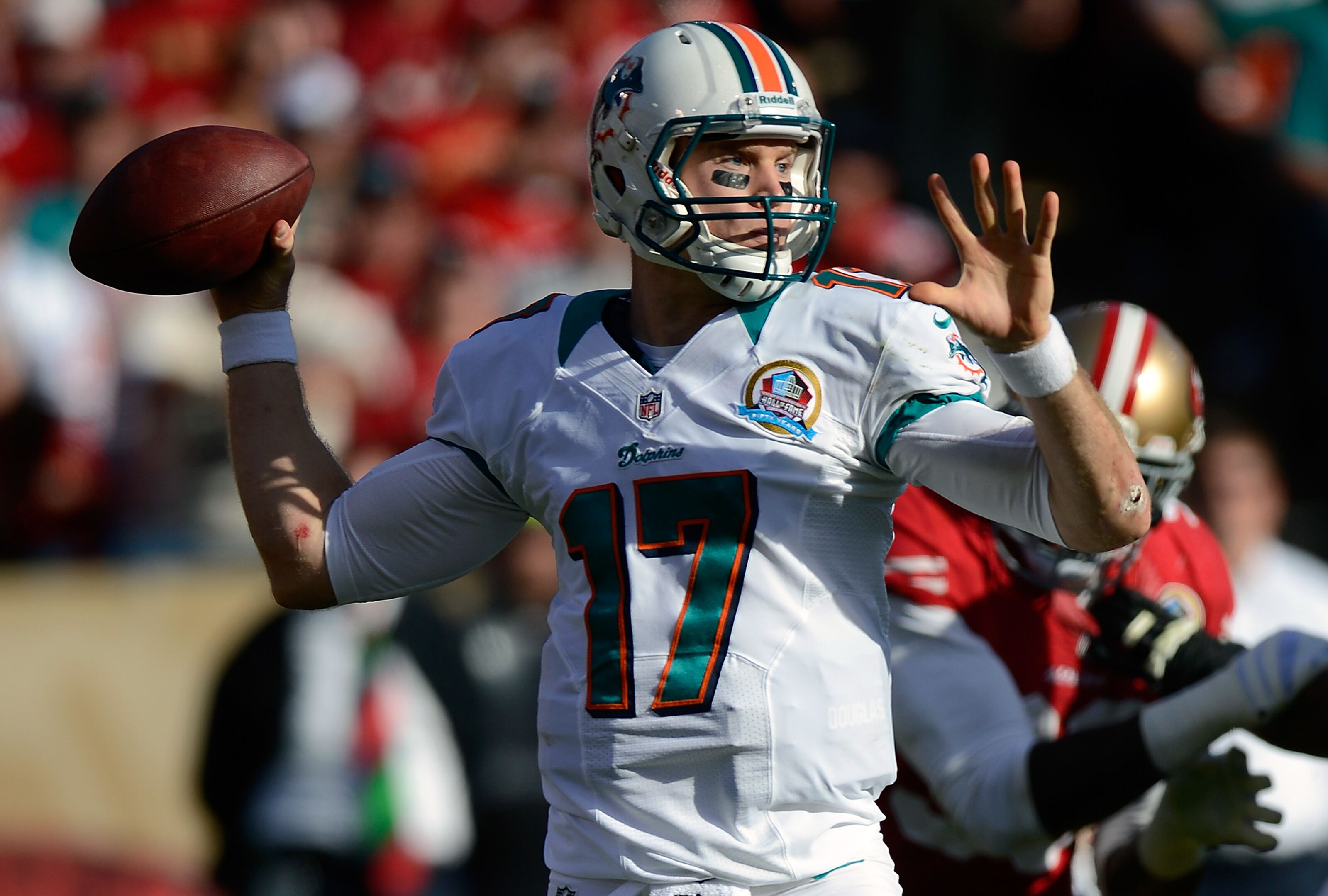 1394c915 49ers should benefit from Dolphins' plans to trade Ryan Tannehill