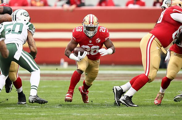 Predicting The 49ers Running Back Depth Chart In 2017