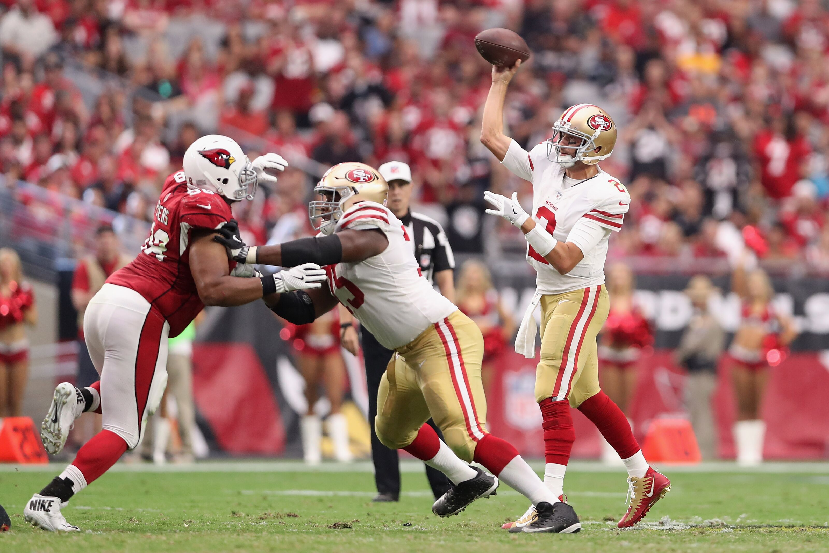 49ers vs. Cardinals: 5 players to watch for San Francisco in Week 8