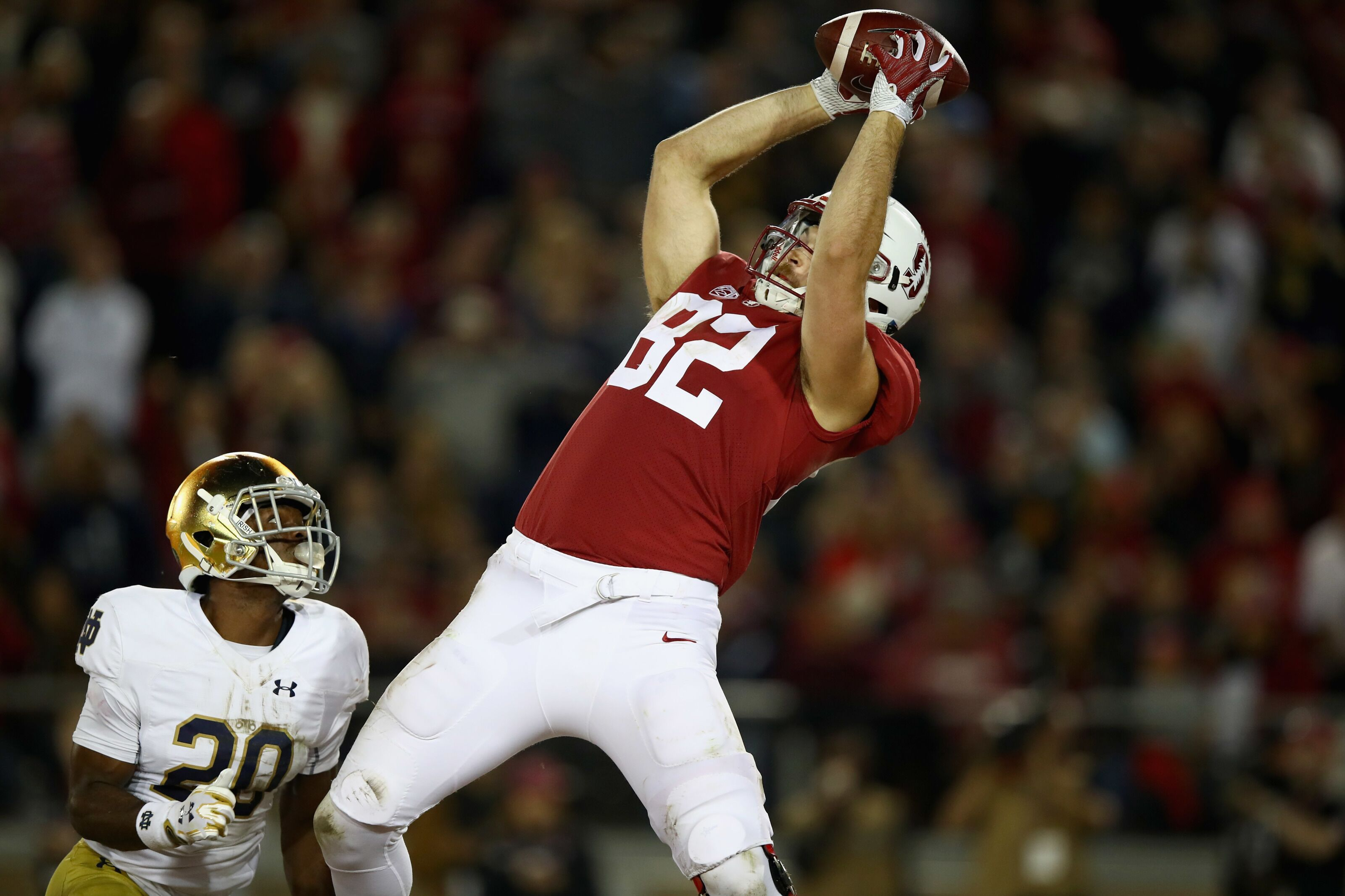 new styles d91d4 801de 49ers 2019 NFL Draft: Why Kaden Smith is bad news for ...