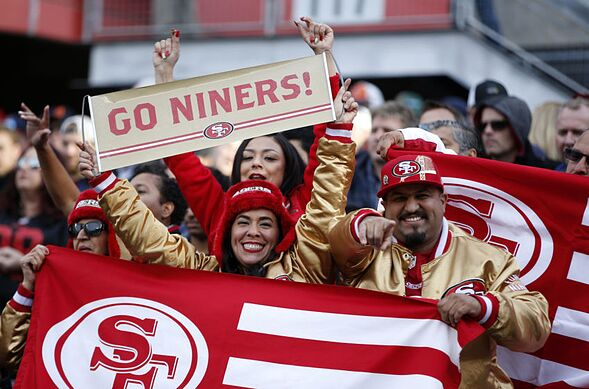 64febce1d San Francisco 49ers  10 things that define a San Francisco 49ers fan