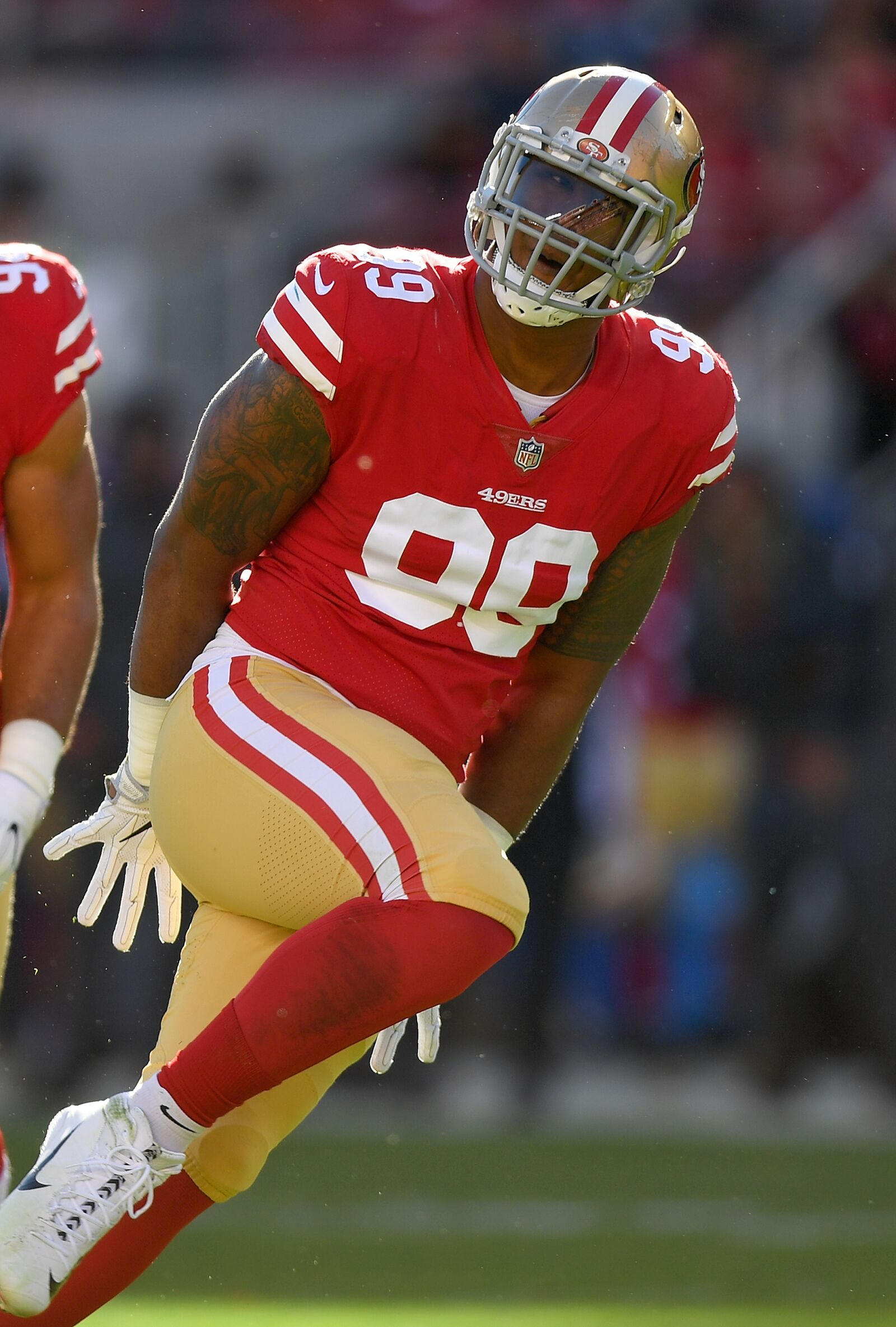 official photos 8182c 04adb 49ers' 2018 'Who Is?' series: Defensive tackle DeForest Buckner