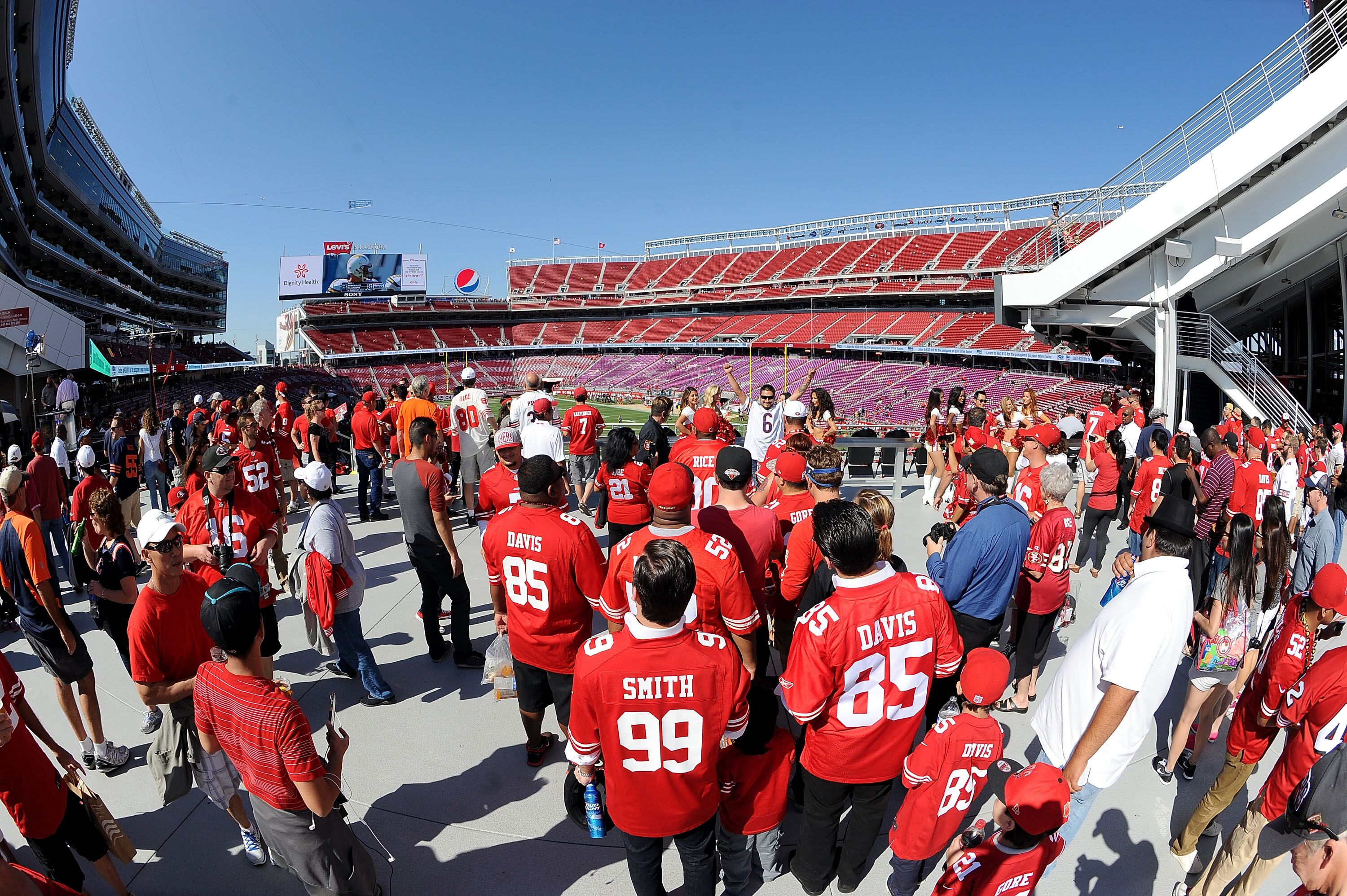 Levi s Stadium should drop concession prices for 49ers games
