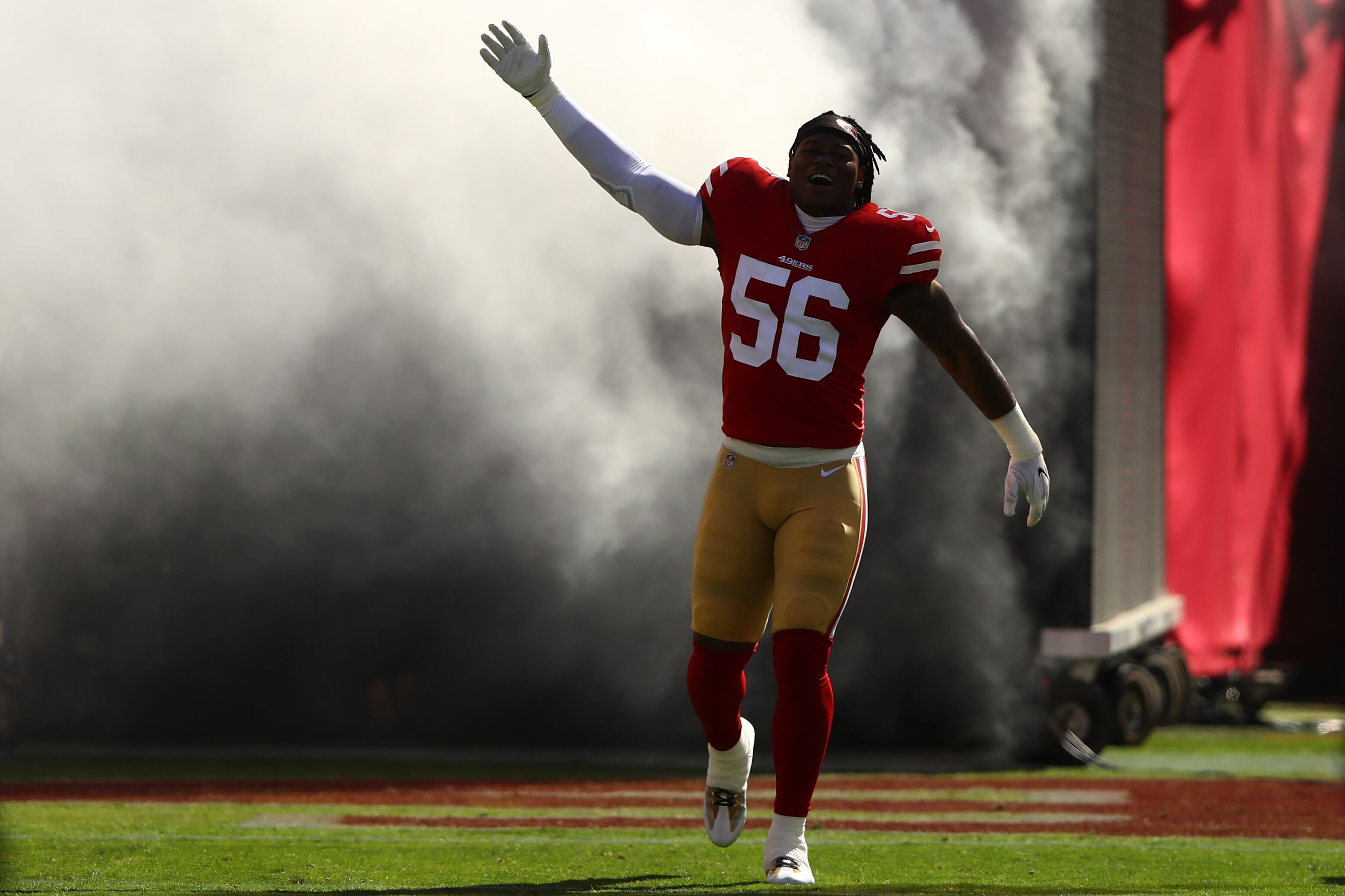 new concept 6fbb7 94518 49ers: What to do with Reuben Foster after his domestic ...