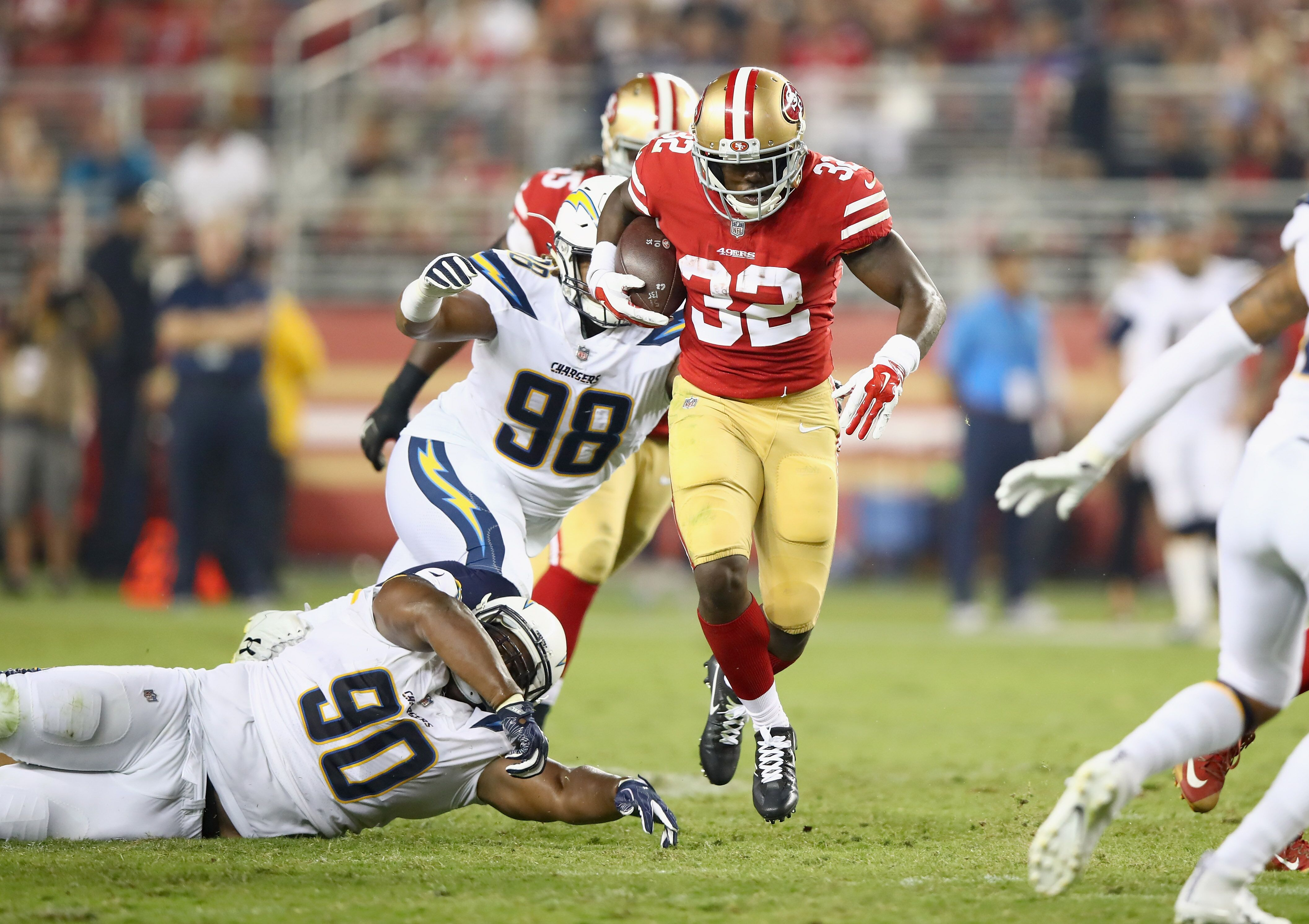 a41ae2b3f 49ers  5 players who can benefit from slew of training camp injuries - Page  5