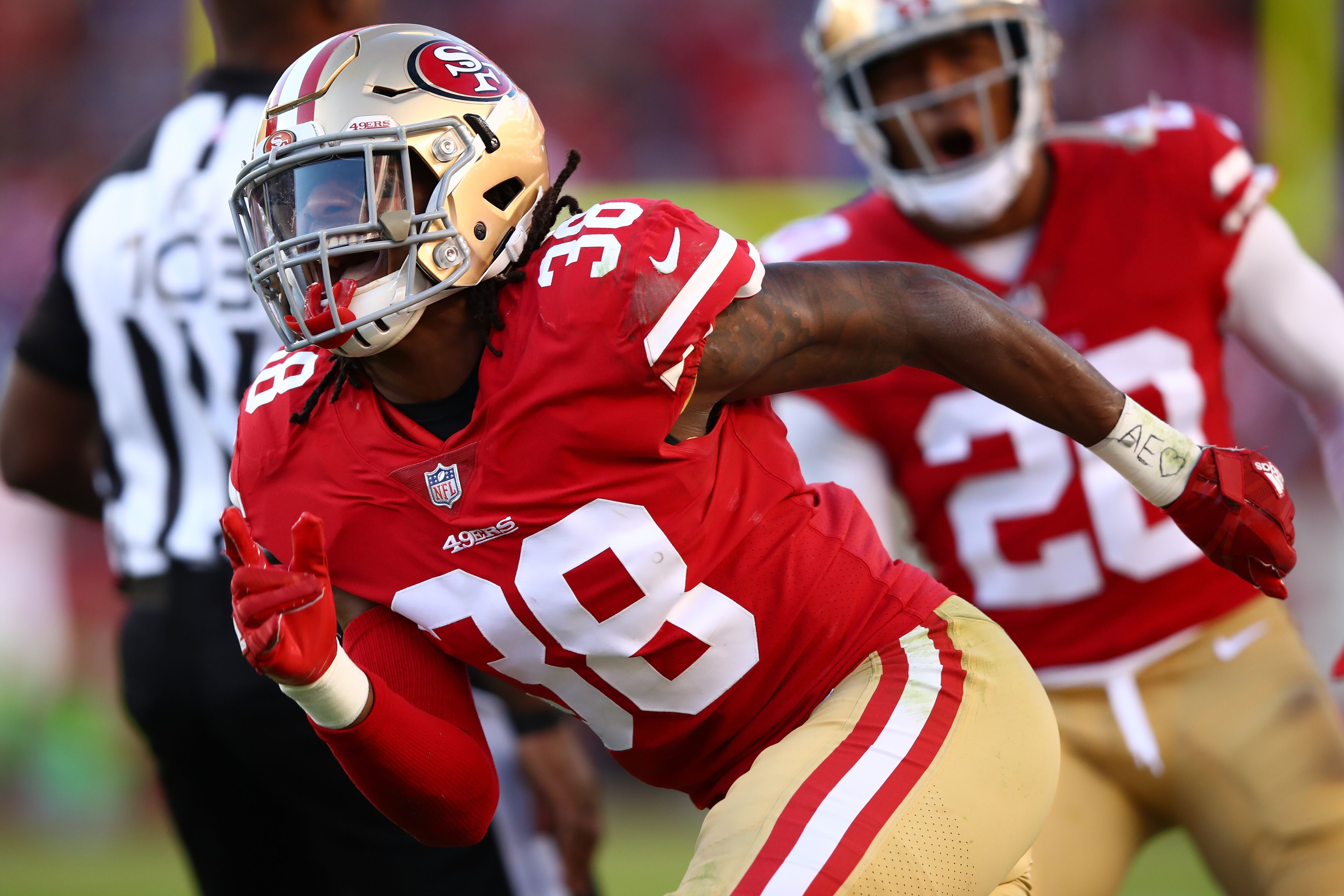 uk availability 4b1ba fd9e2 49ers: 5 biggest surprises from initial 2019 53-man roster ...