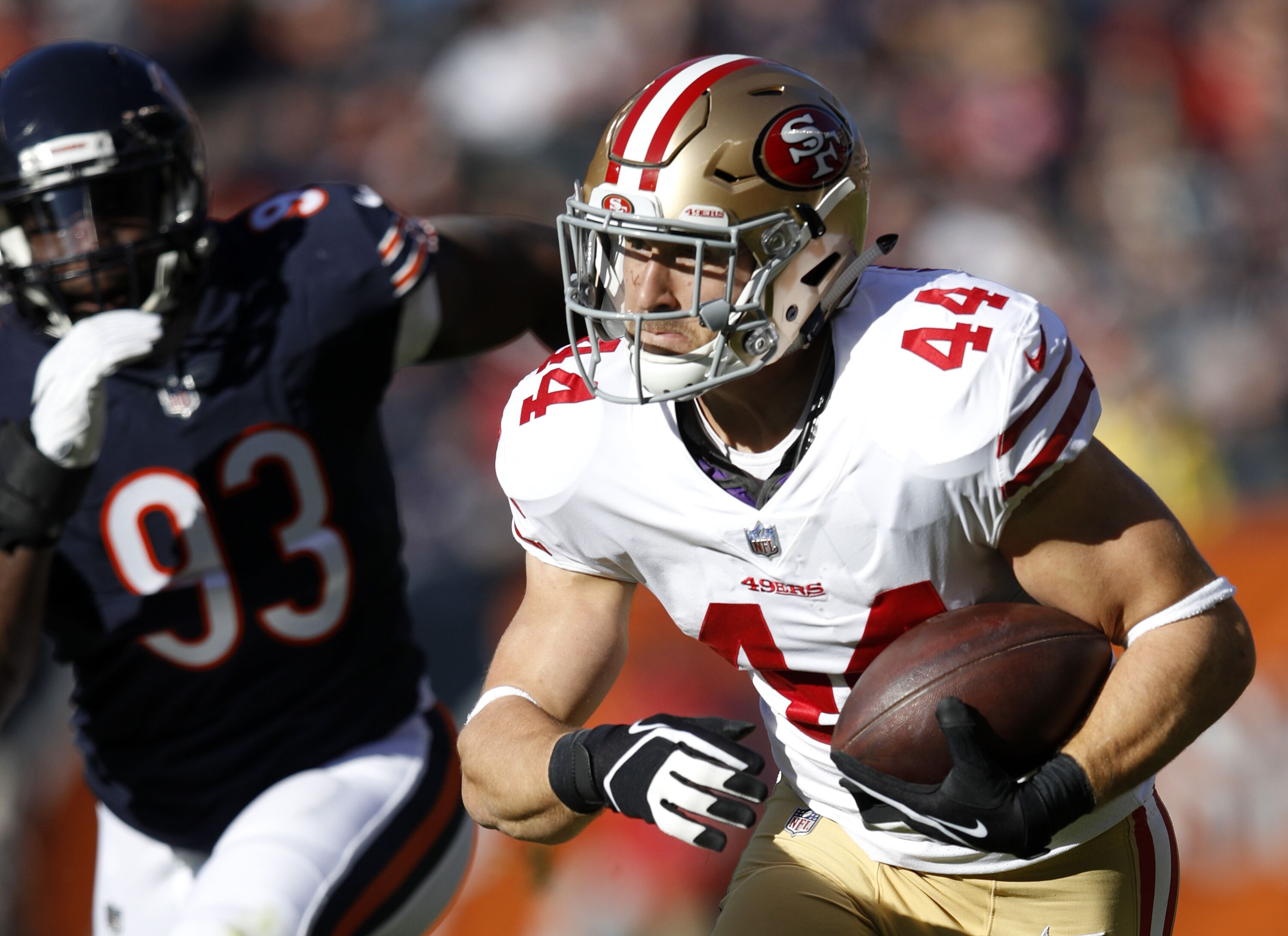 e3203417c 49ers  2018  Who Is   series  Fullback Kyle Juszczyk
