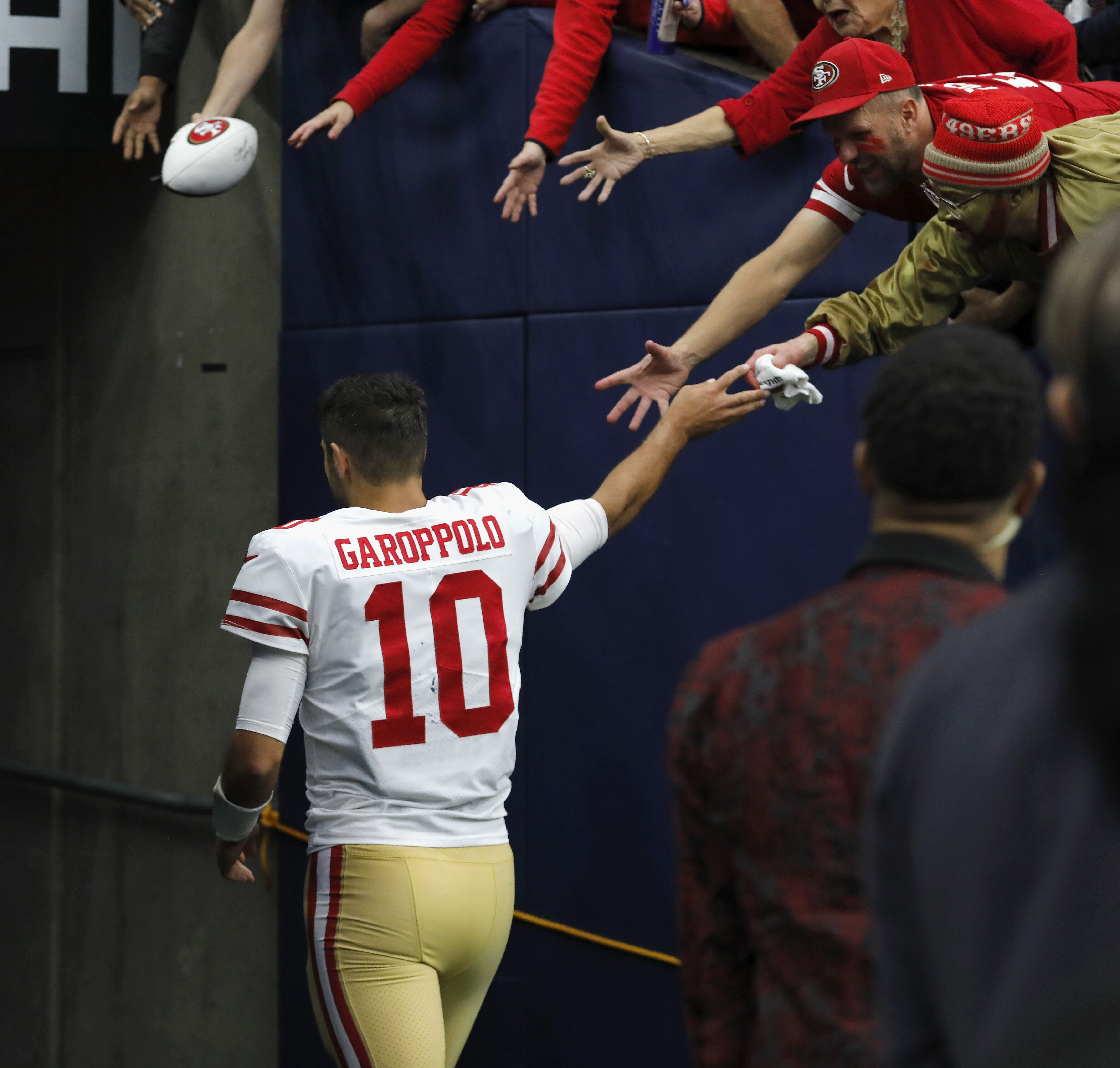 49ers: Looking At The NFL Draft Without Jimmy Garoppolo