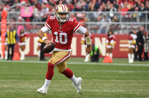 newest febaa 38e9a 49ers: 5 players in line for a breakout year in 2018