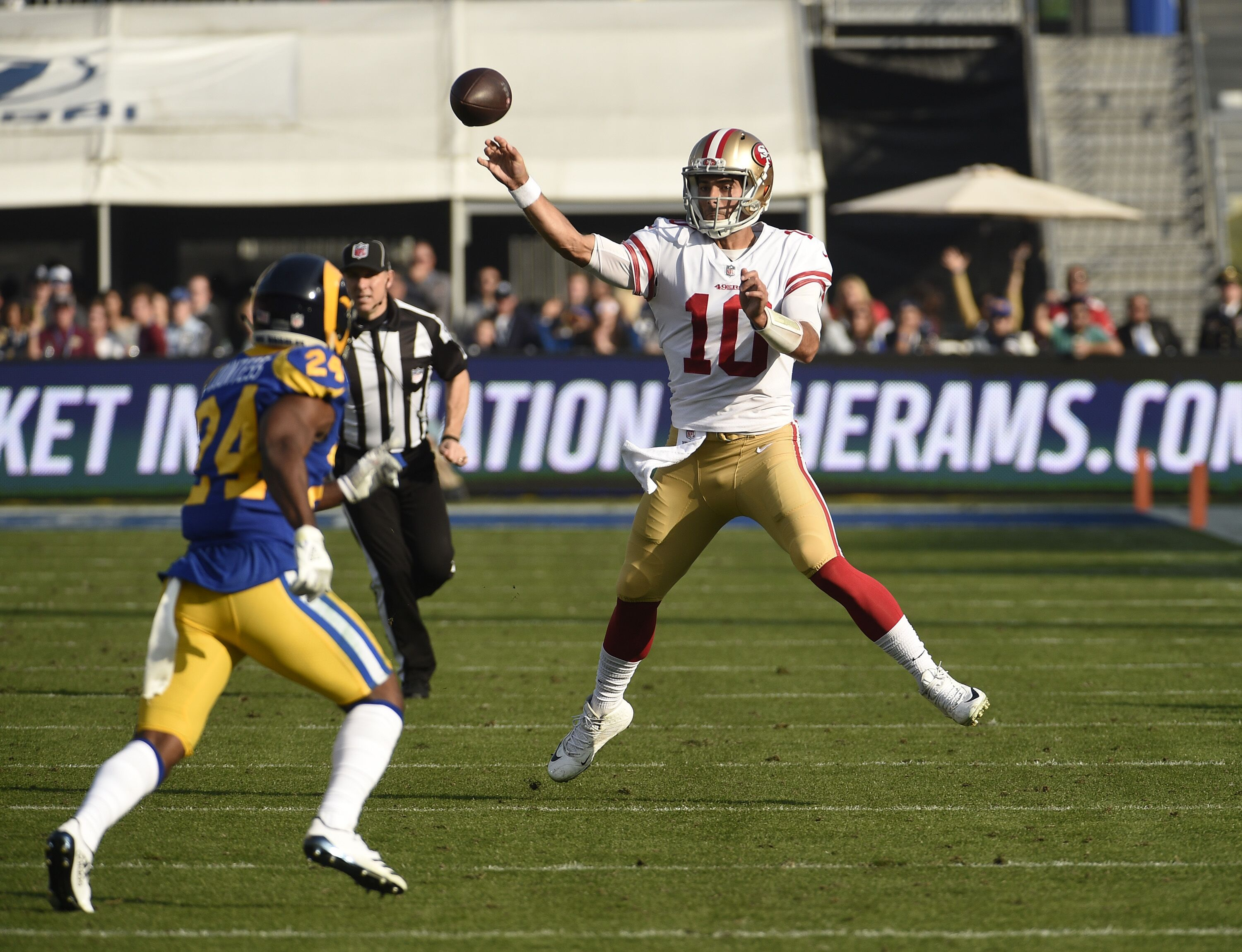 What 49ers Week 6 matchup against Rams means for playoffs