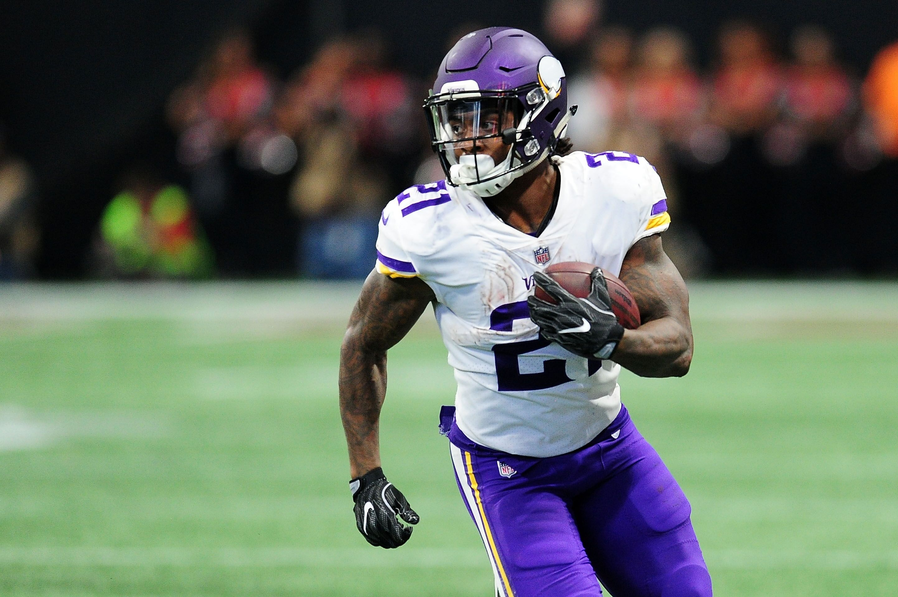 Fantasy football  Options to replace running back Jerick McKinnon db834a48d
