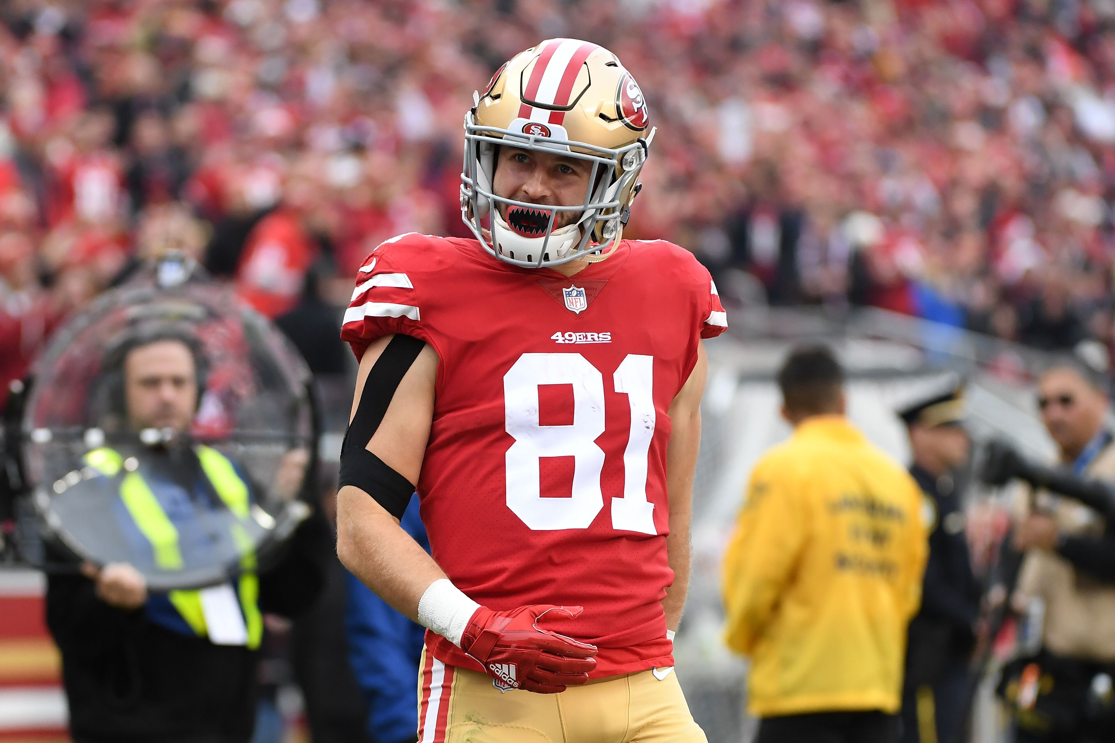 49ers' 2019 'Who Is?' series: Wide receiver Trent Taylor