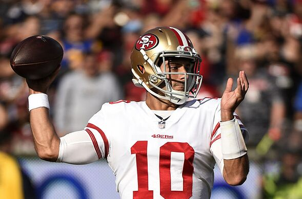 aa8a158cfcbb 49ers  3 X-factors for quarterback Jimmy Garoppolo in 2019