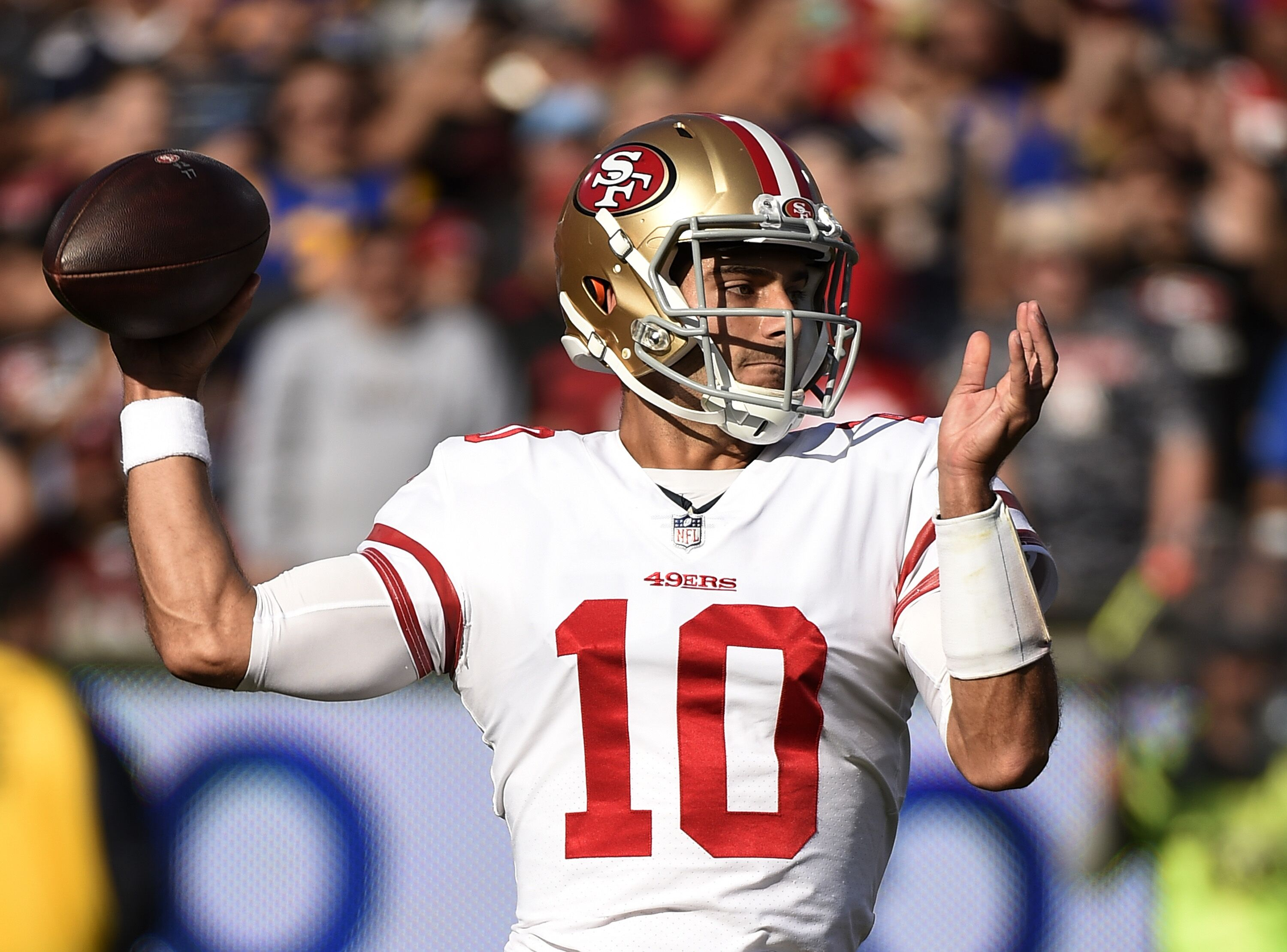 49ers vs. Redskins: Sunday is Jimmy Garoppolo's time to shine