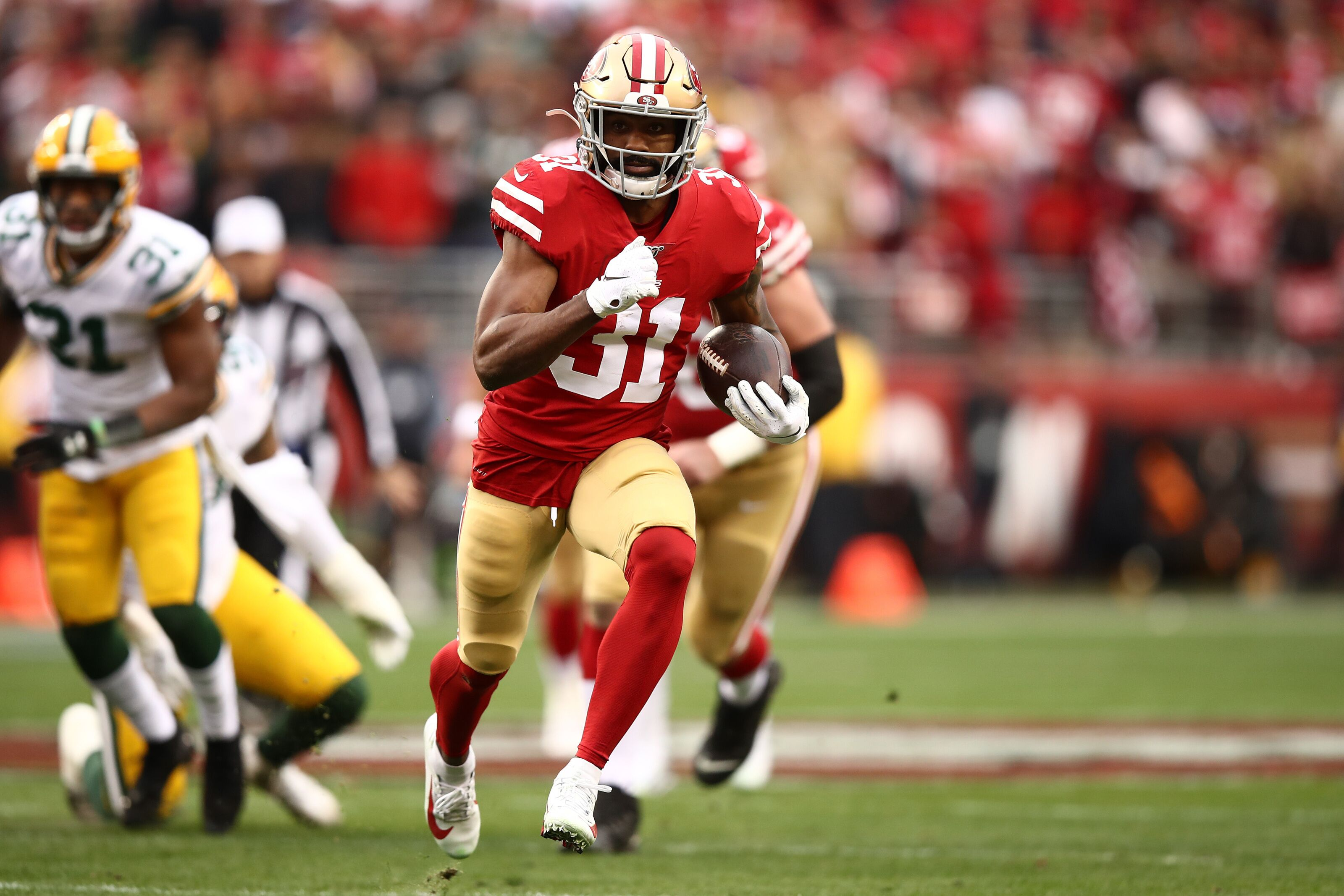 155 thoughts during 49ers NFC Championship game vs. Packers