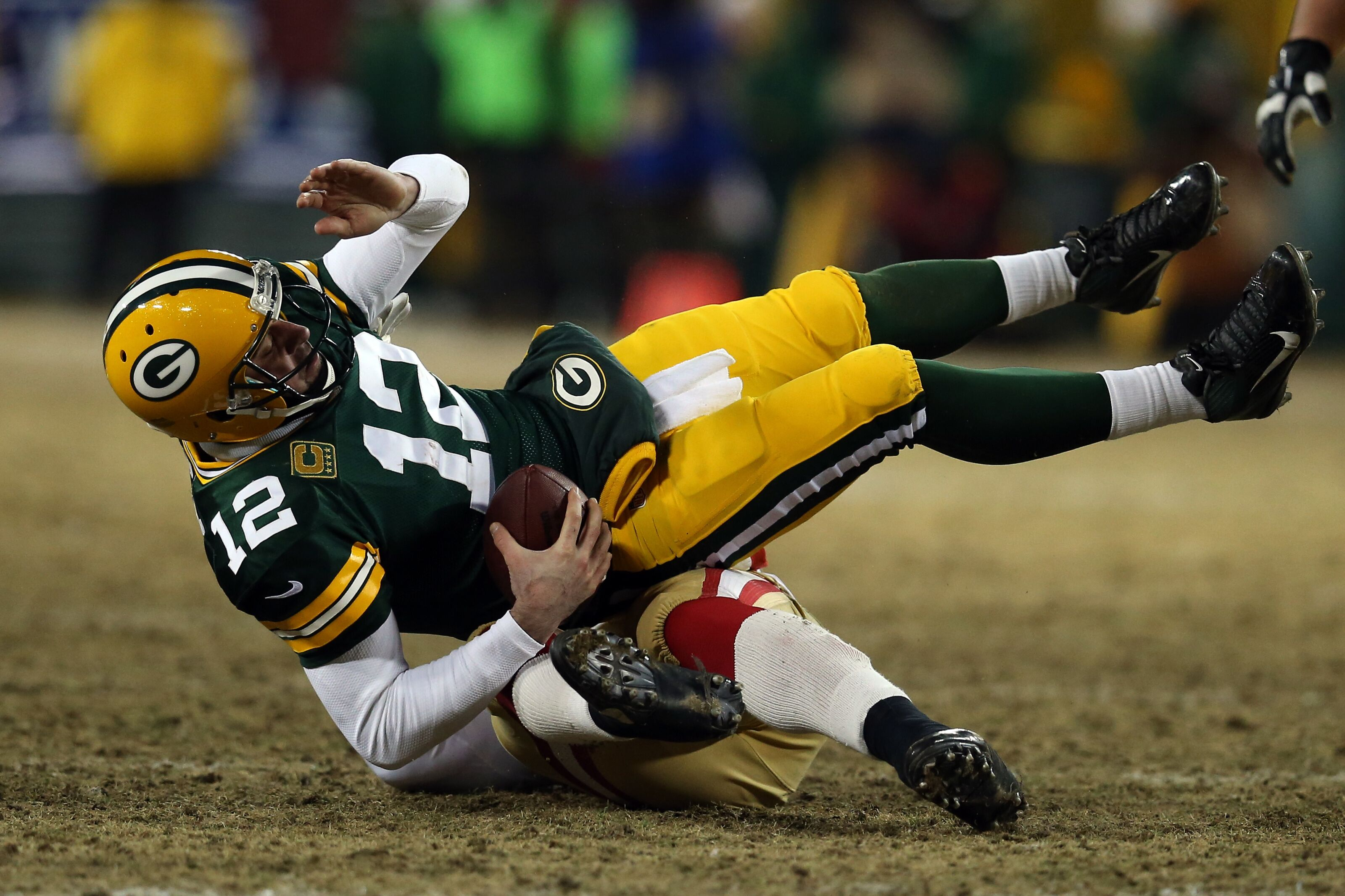 49ers vs. Packers: Niners face injured Rodgers on Monday Night Football