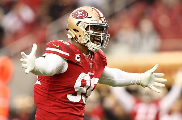 3 49ers who should get contract extensions after DeForest Buckner