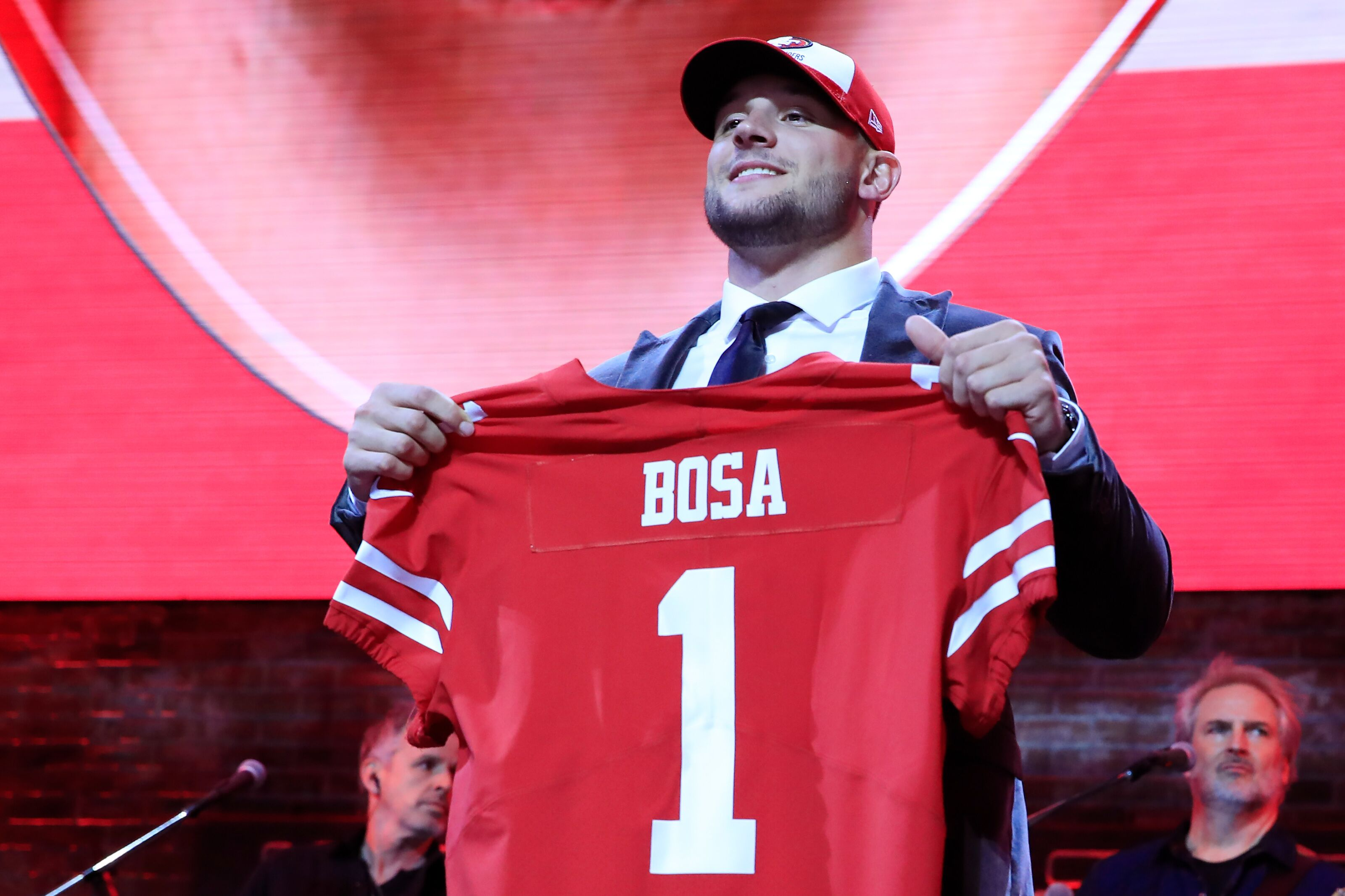 San Francisco 49ers: Why you shouldn't panic about Nick Bosa right now