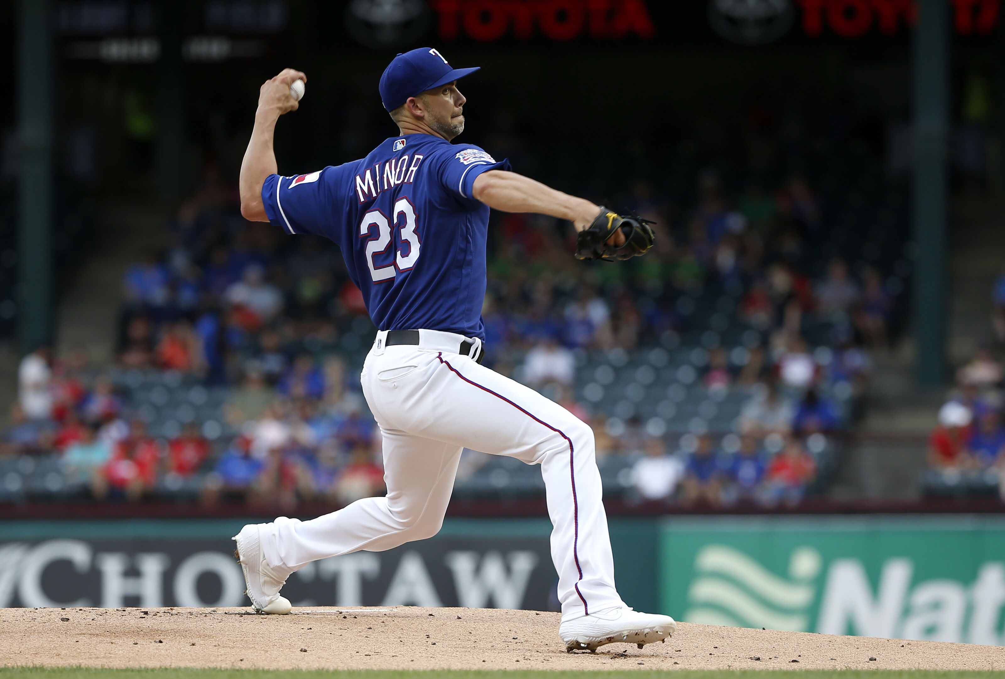 GM Mode: Texas Rangers go for broke with Atlanta Braves