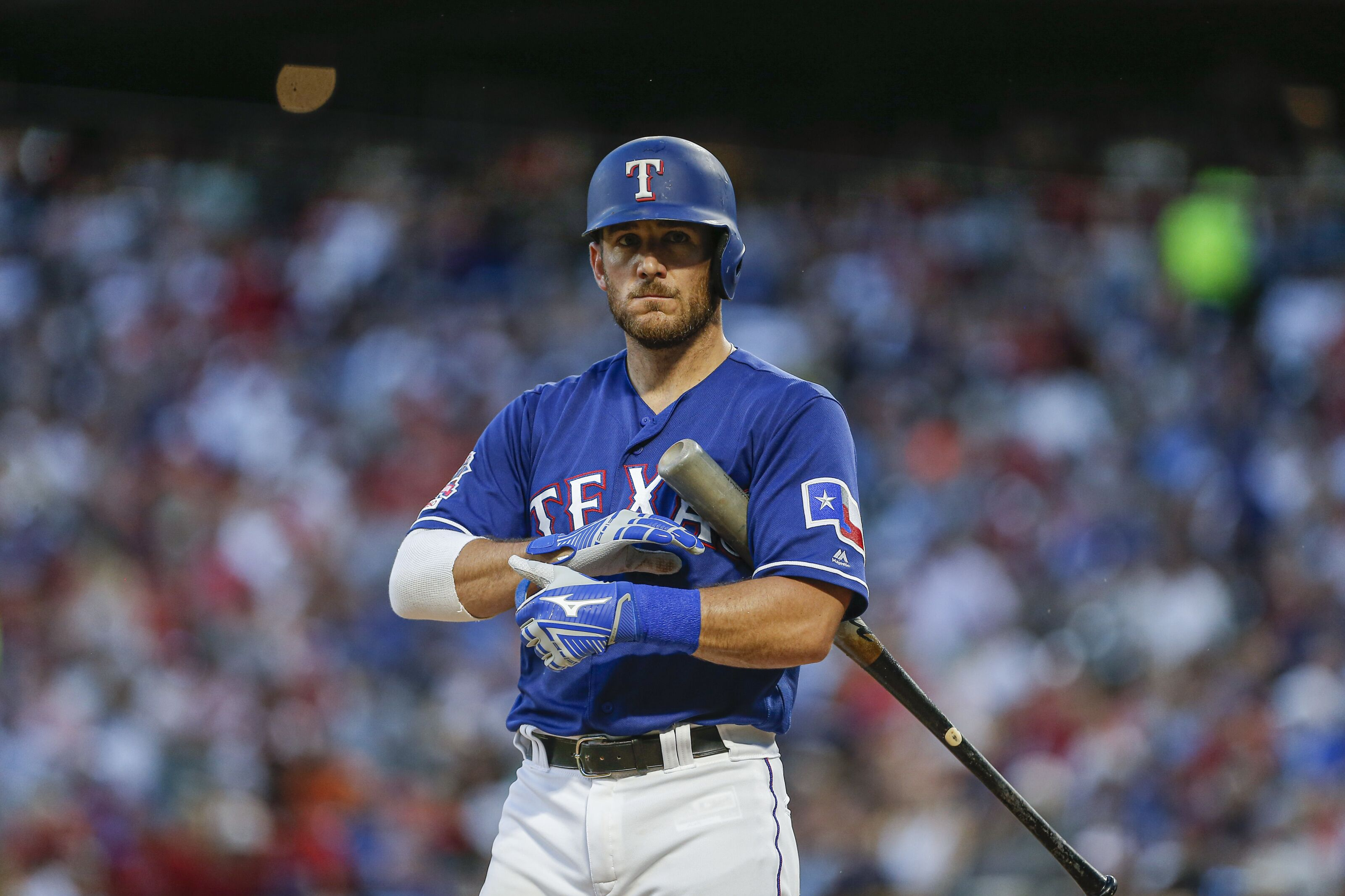 Texas Rangers: Jon Daniels Lays Out Plans for Jeff Mathis in 2020
