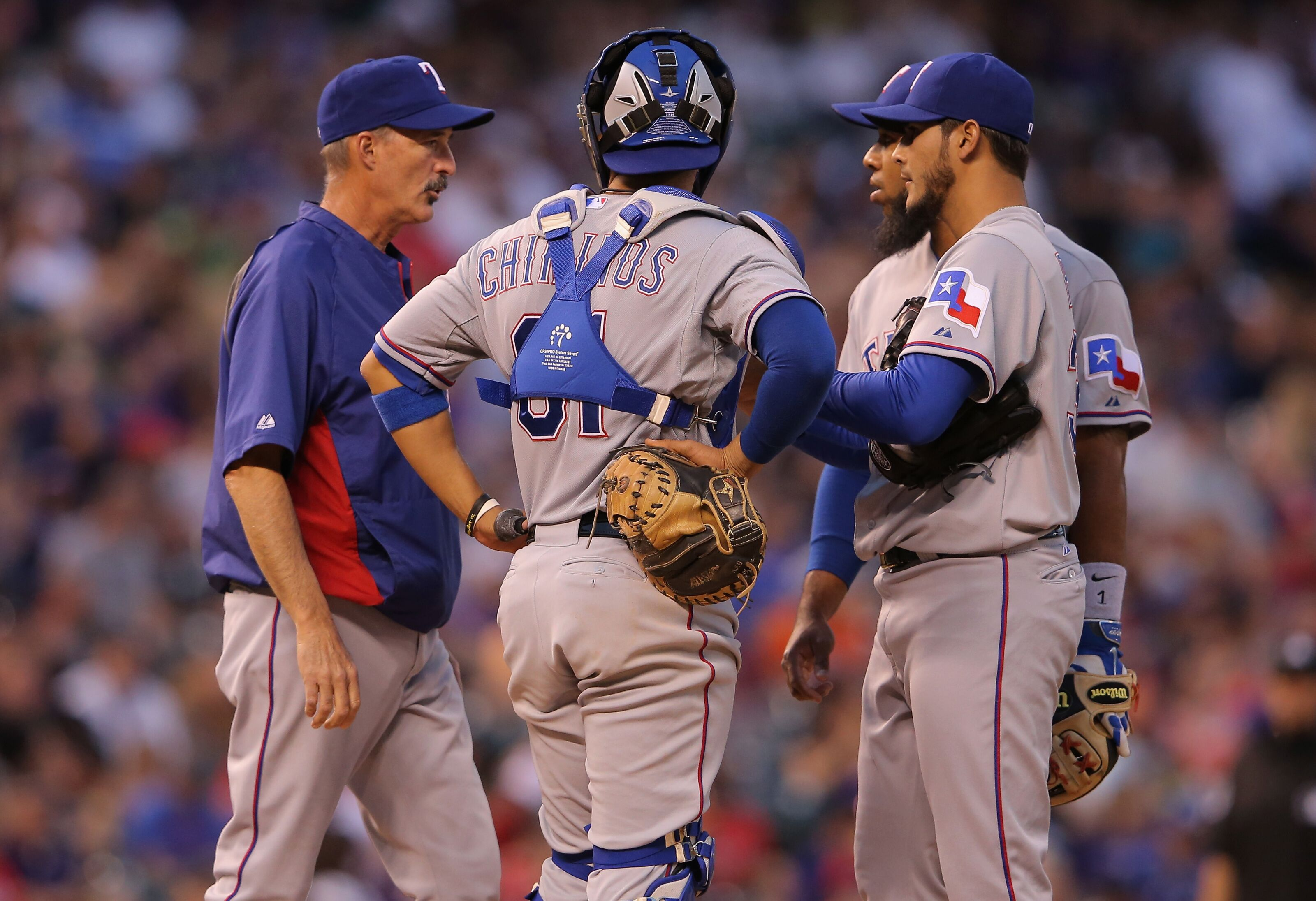 b12937c58 Critiquing MLB and its obsession with pace of play | Texas Rangers