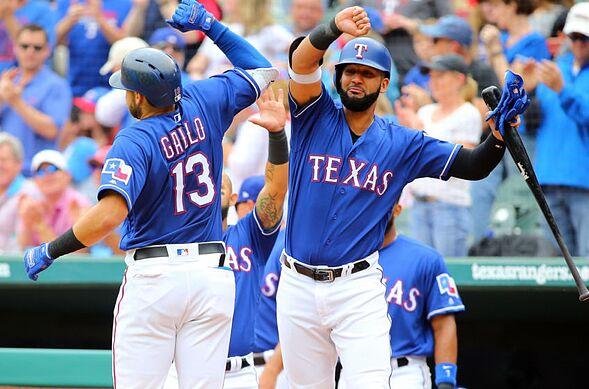 48d3a340408 Texas Rangers Position Preview  Right Field and the Year of the Next ...