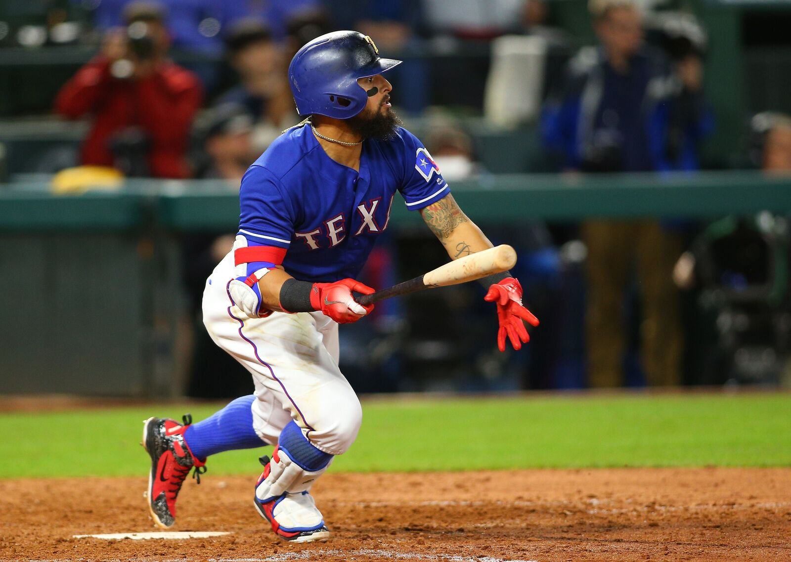 Is It All Coming Together For Rougned Odor with the Texas Rangers?
