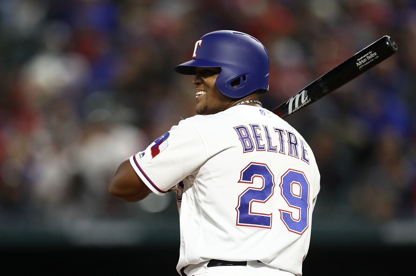 Texas Rangers taking no time to retire Adrian Beltre's number