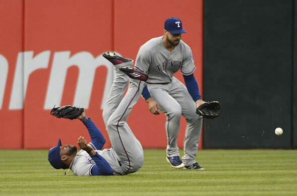 c19cd85947d Some thoughts on the Texas Rangers  outfield situation