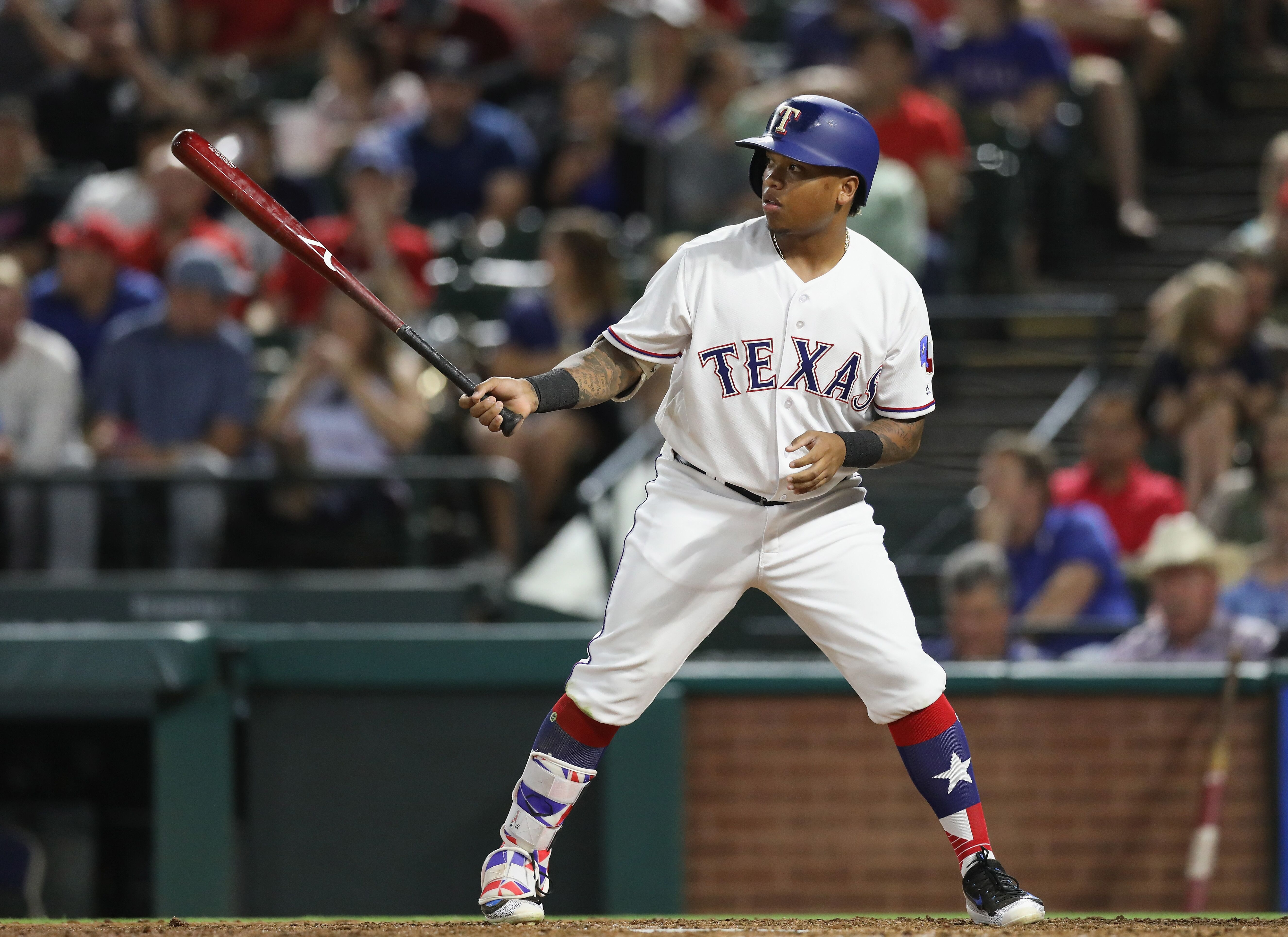Texas Rangers: Could Willie Calhoun Start in the Outfield ...